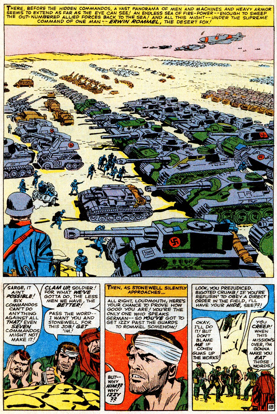 Read online Sgt. Fury comic -  Issue # _Special 5 - 24