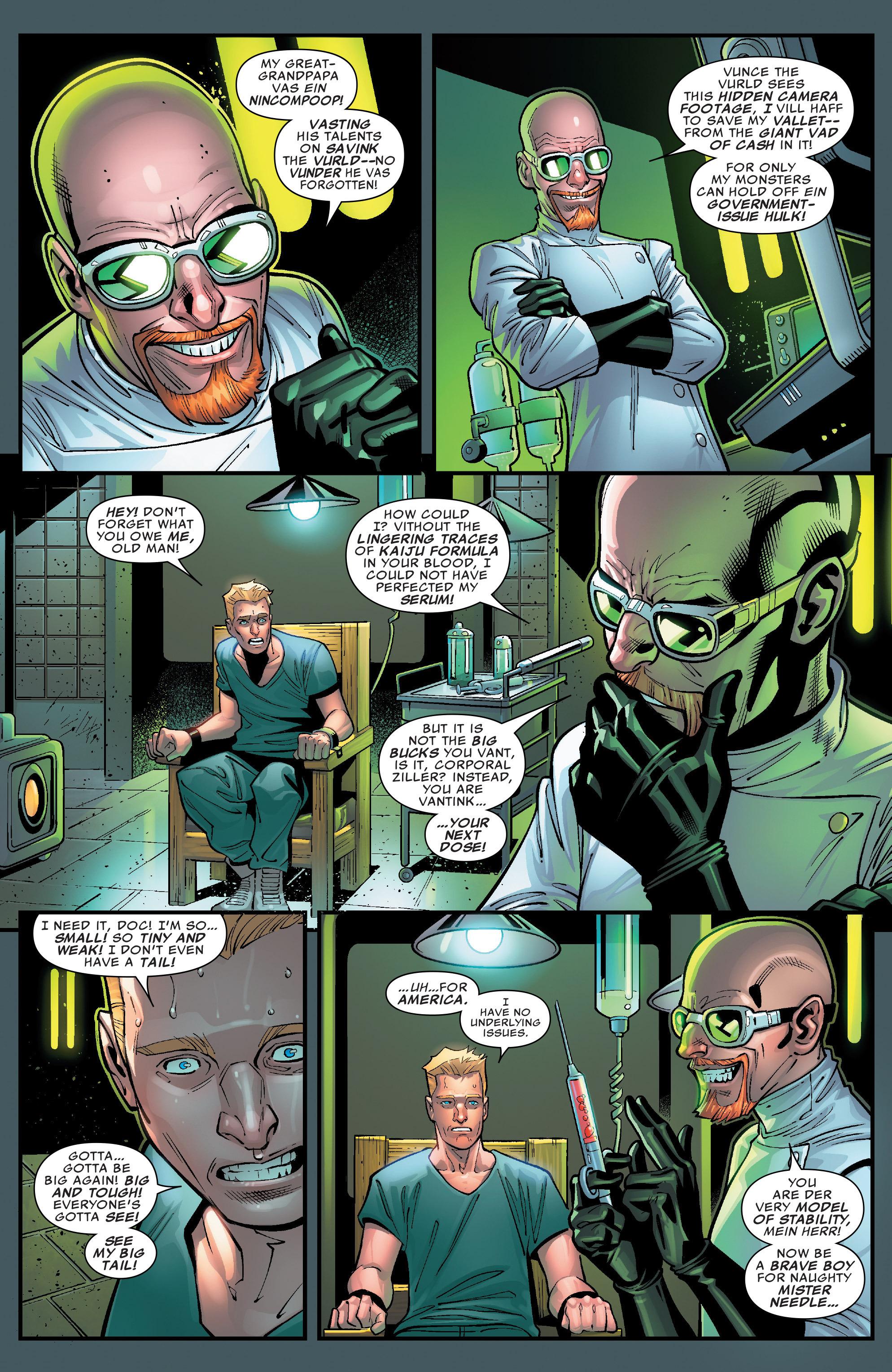 Read online U.S.Avengers comic -  Issue #4 - 14