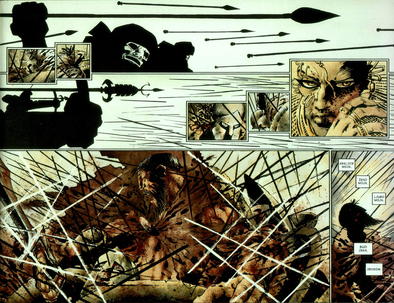 Read online 300 (2007) comic -  Issue # TPB - 82