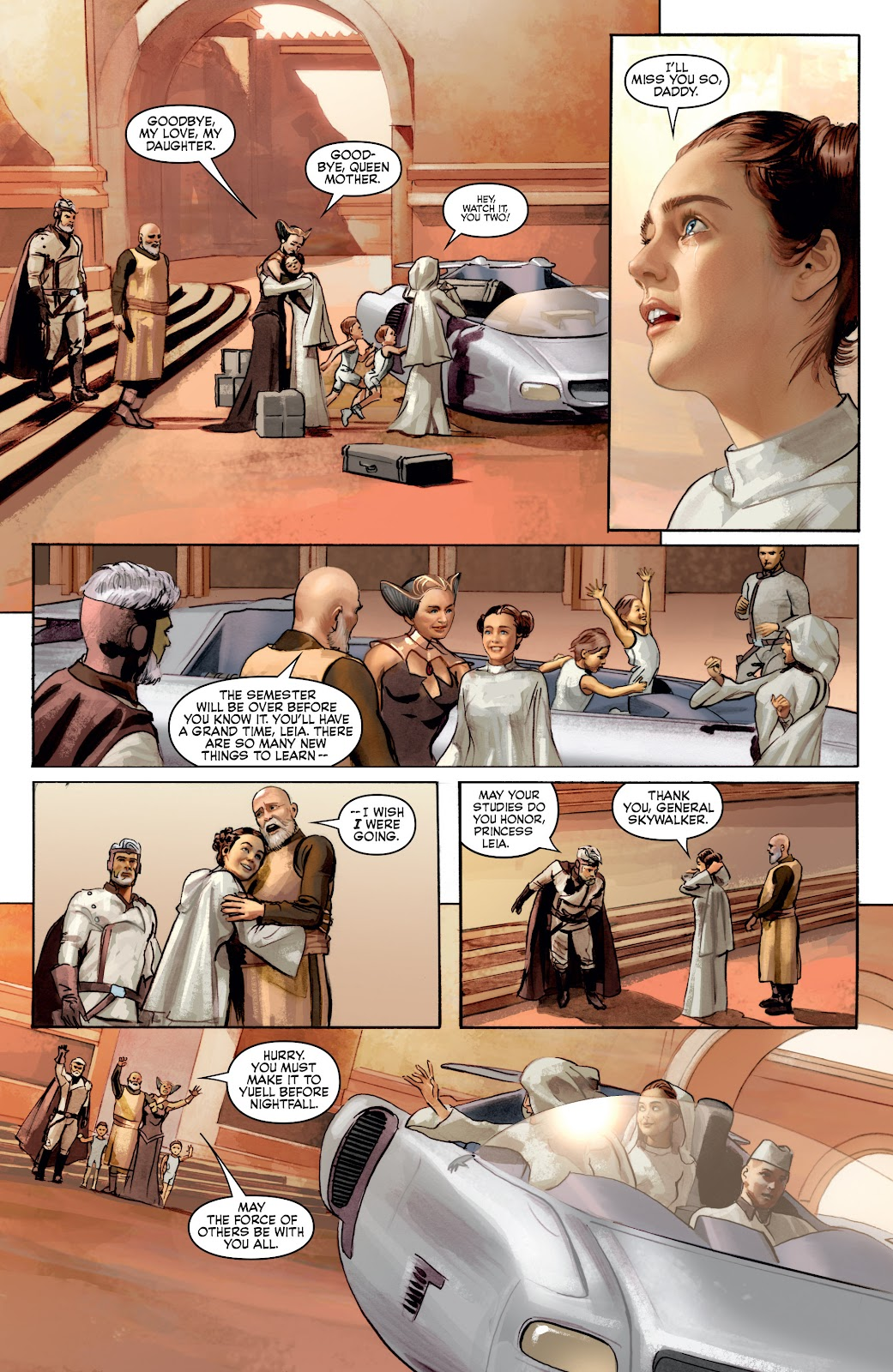 Read online Star Wars Legends: Infinities - Epic Collection comic -  Issue # TPB (Part 4) - 10