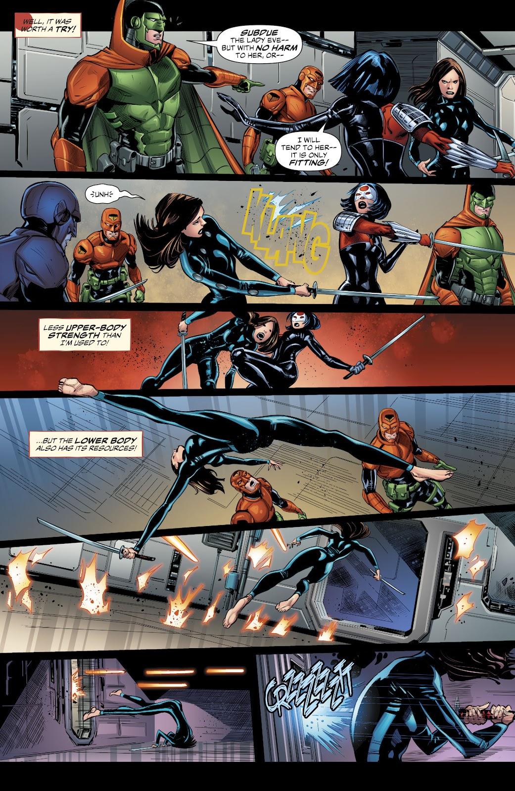 Read online Suicide Squad Black Files comic -  Issue #4 - 5