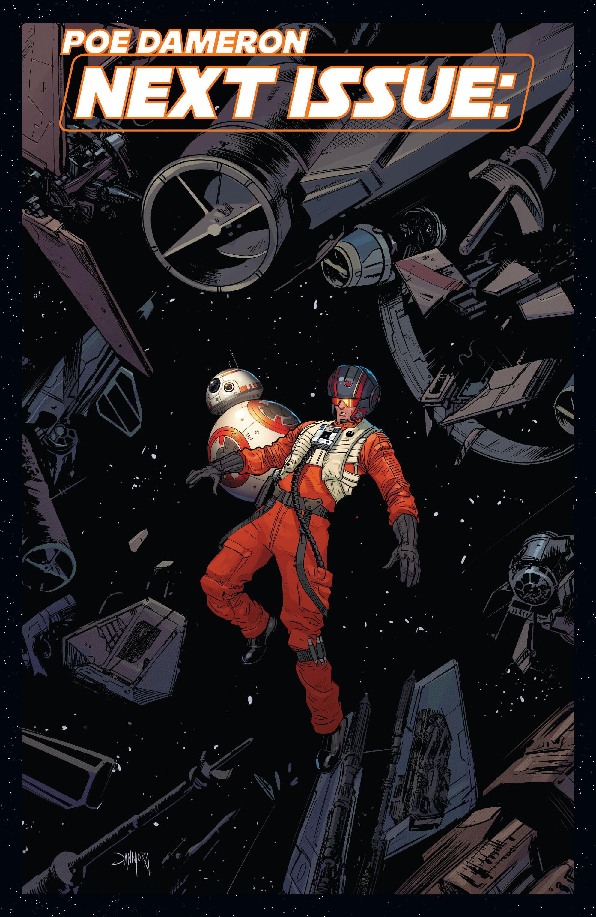 Read online Star Wars: Poe Dameron comic -  Issue #15 - 23