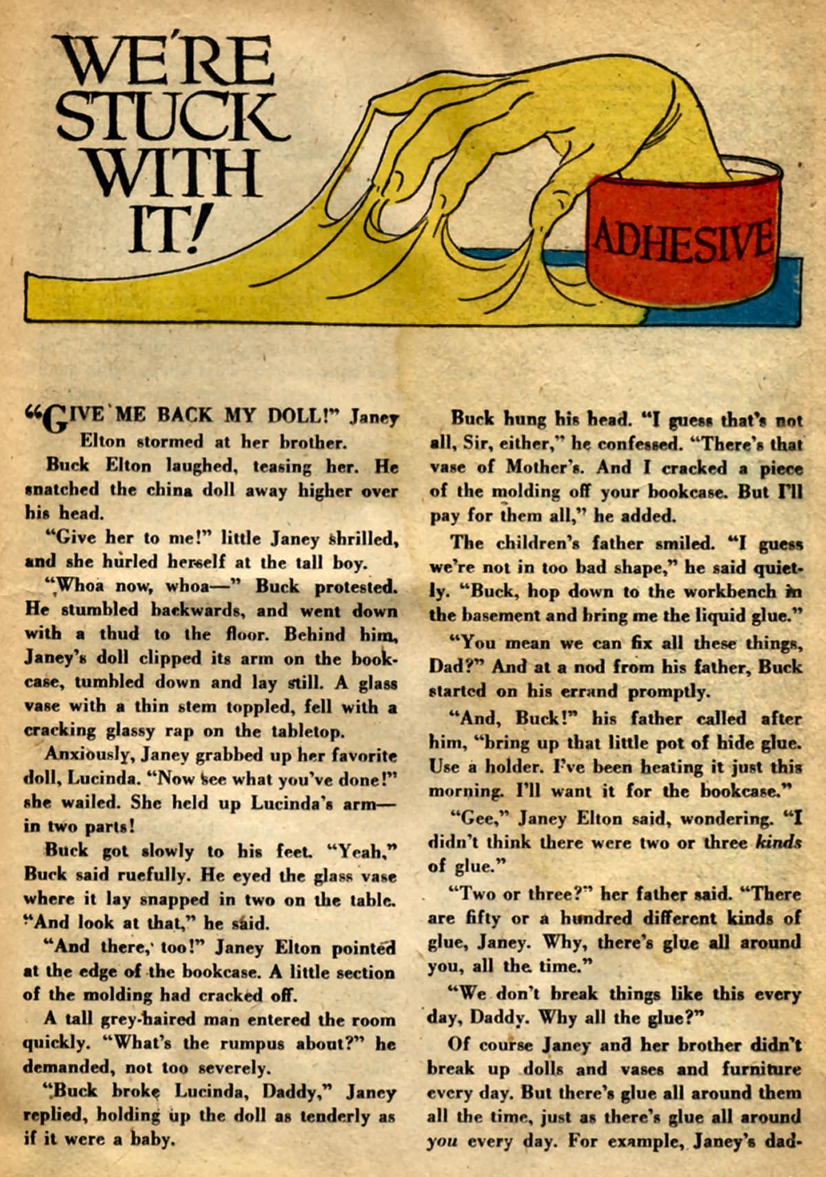 Read online Adventure Comics (1938) comic -  Issue #141 - 37