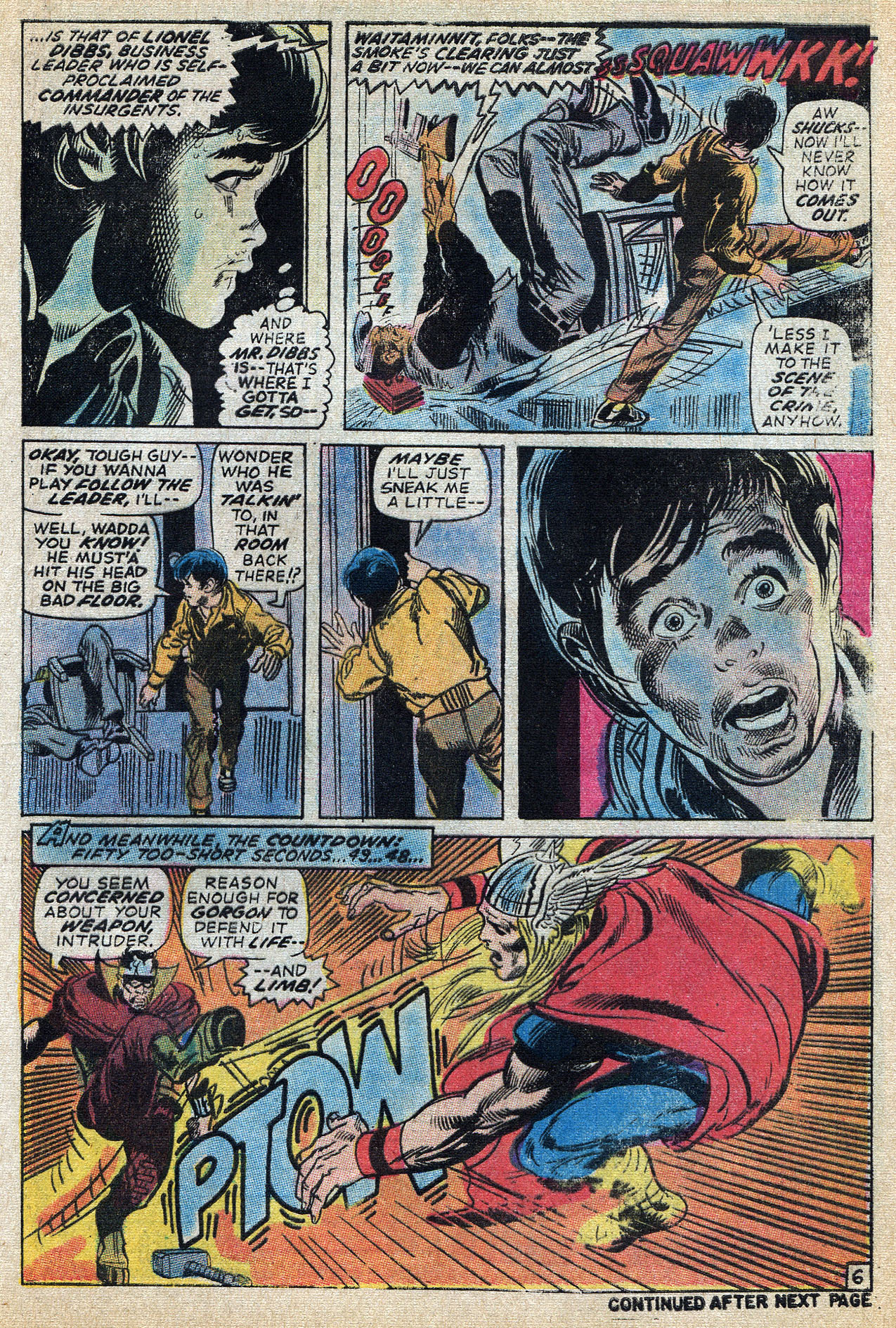 Read online Amazing Adventures (1970) comic -  Issue #8 - 9