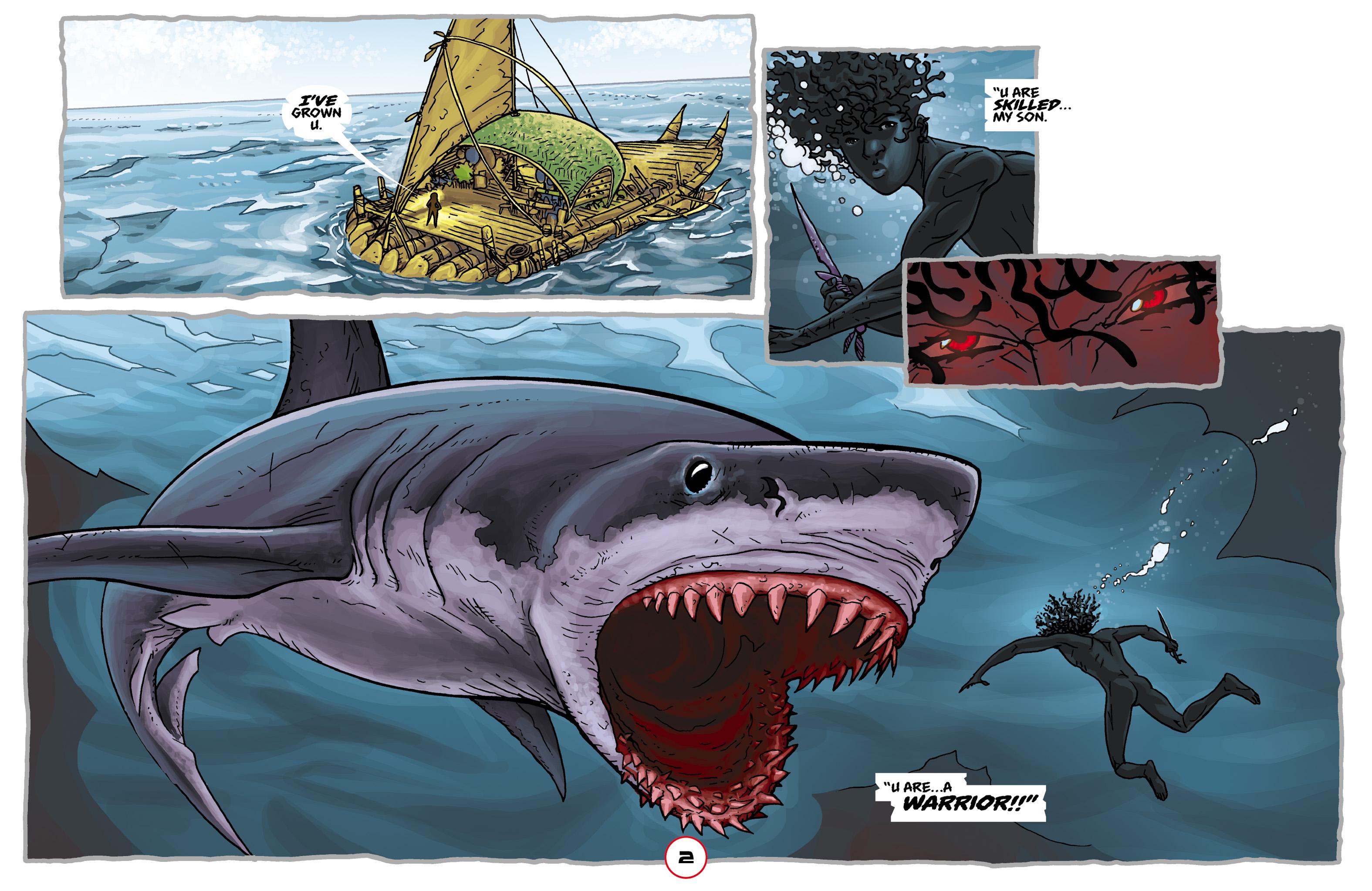 Read online Adam.3 comic -  Issue #2 - 4