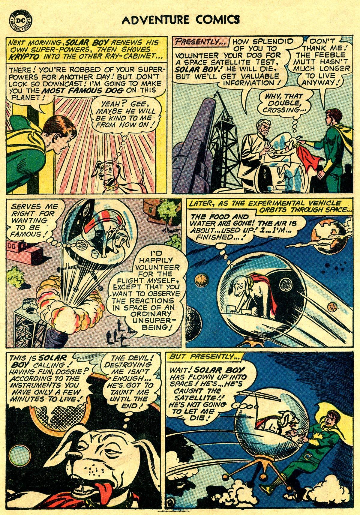 Read online Adventure Comics (1938) comic -  Issue #269 - 11