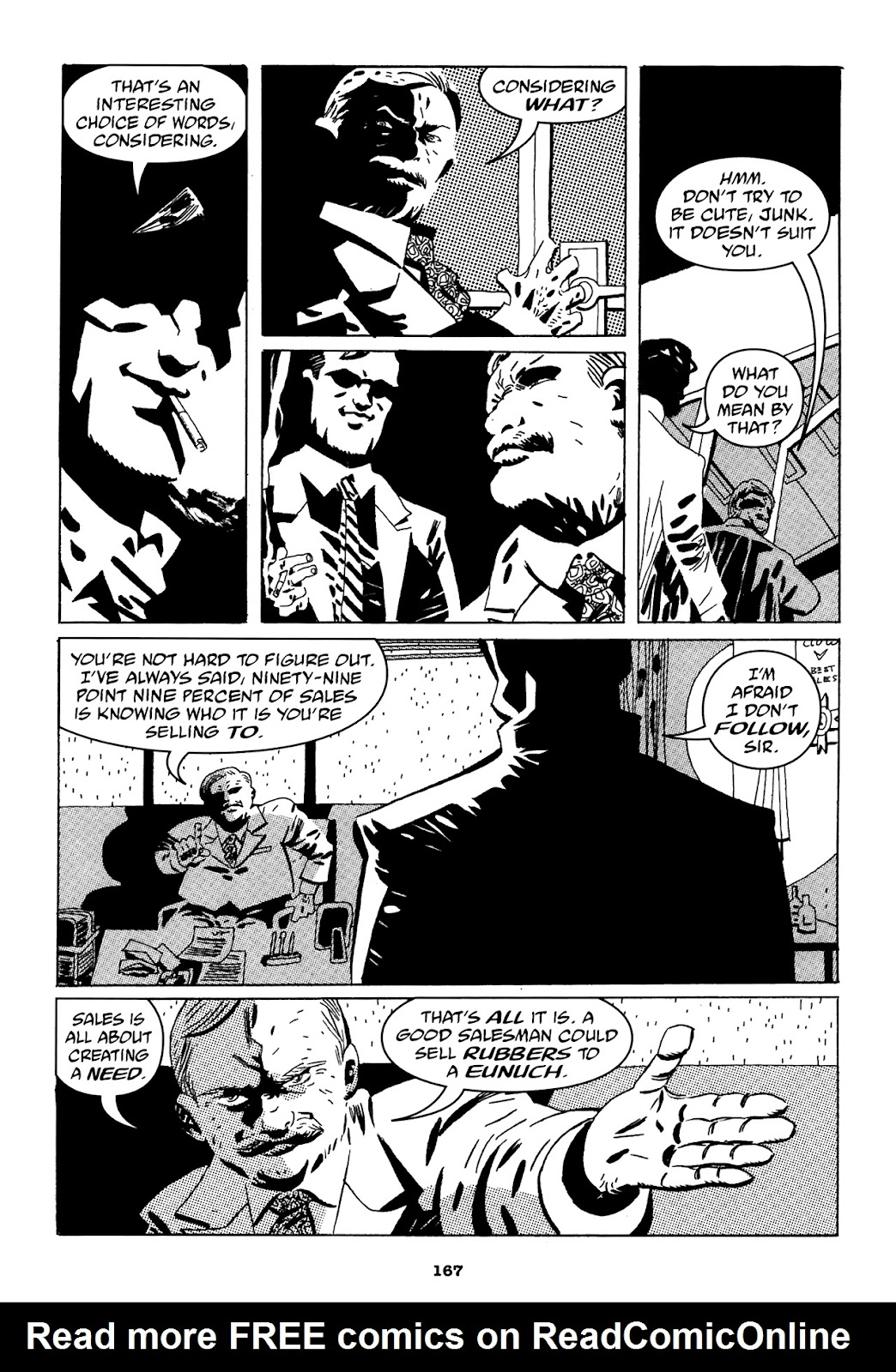 Read online Filthy Rich comic -  Issue # TPB (Part 2) - 72
