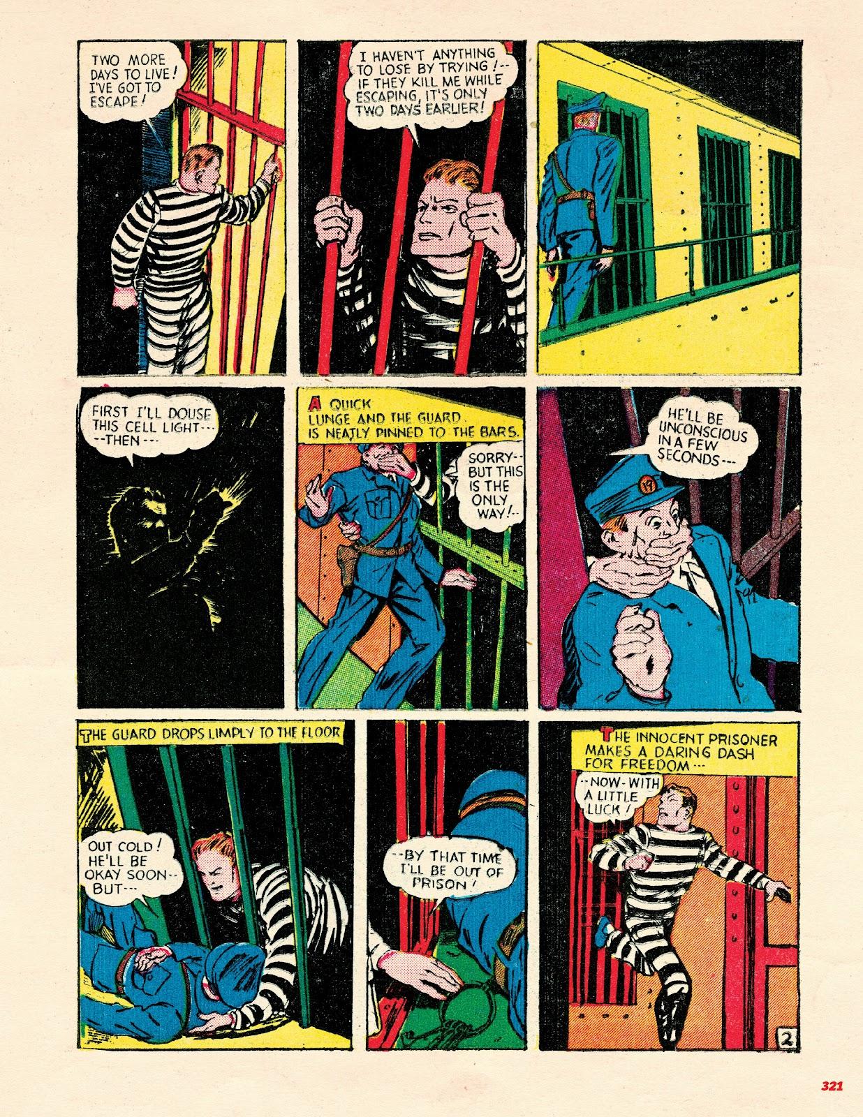 Read online Super Weird Heroes comic -  Issue # TPB 2 (Part 3) - 121