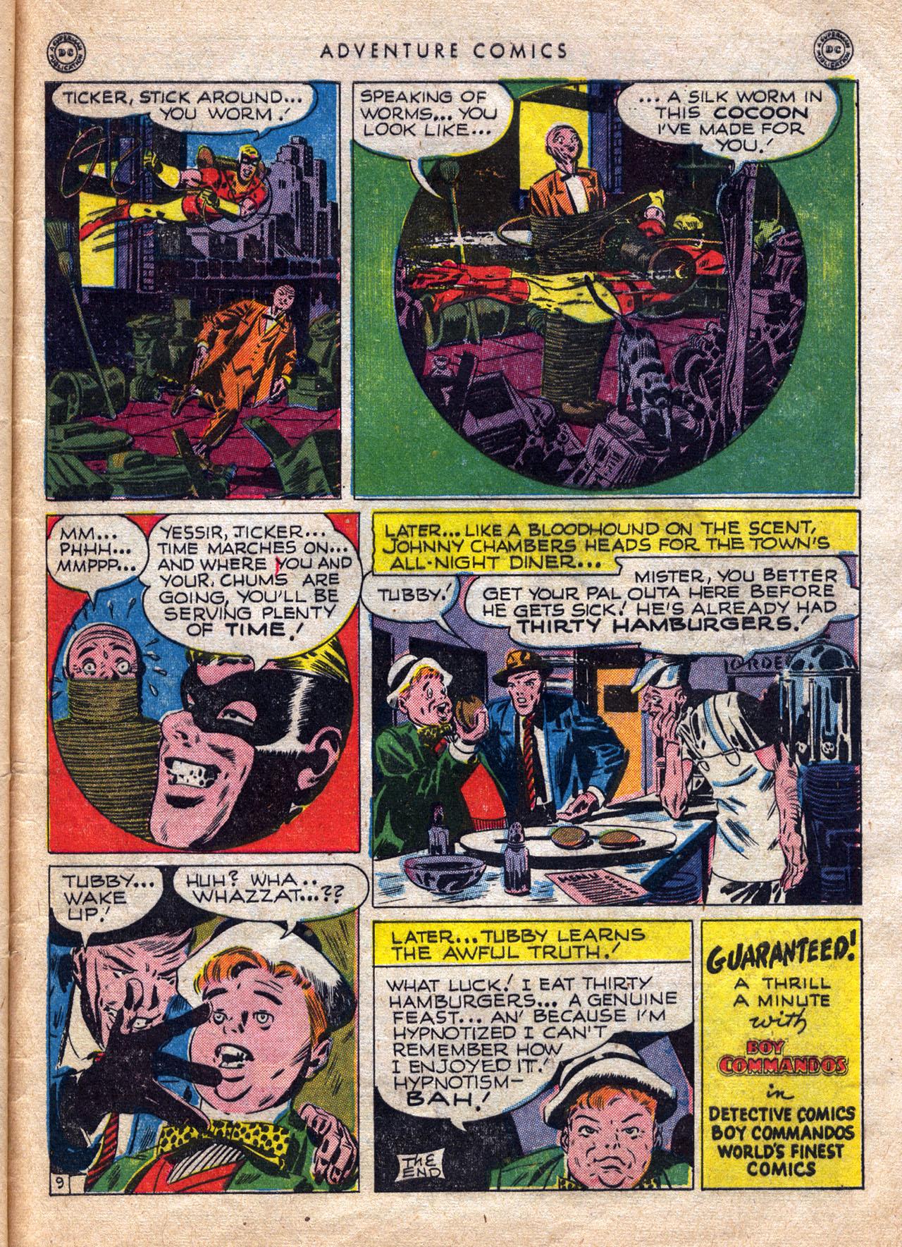 Read online Adventure Comics (1938) comic -  Issue #120 - 49
