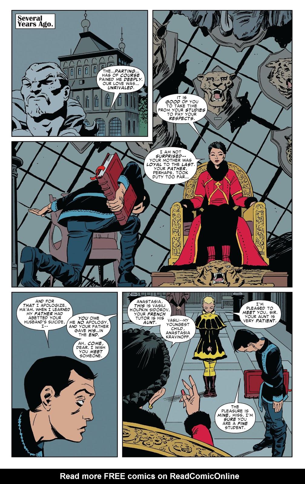 Amazing Spider-Man Presents: Black Cat Issue #1 #1 - English 8