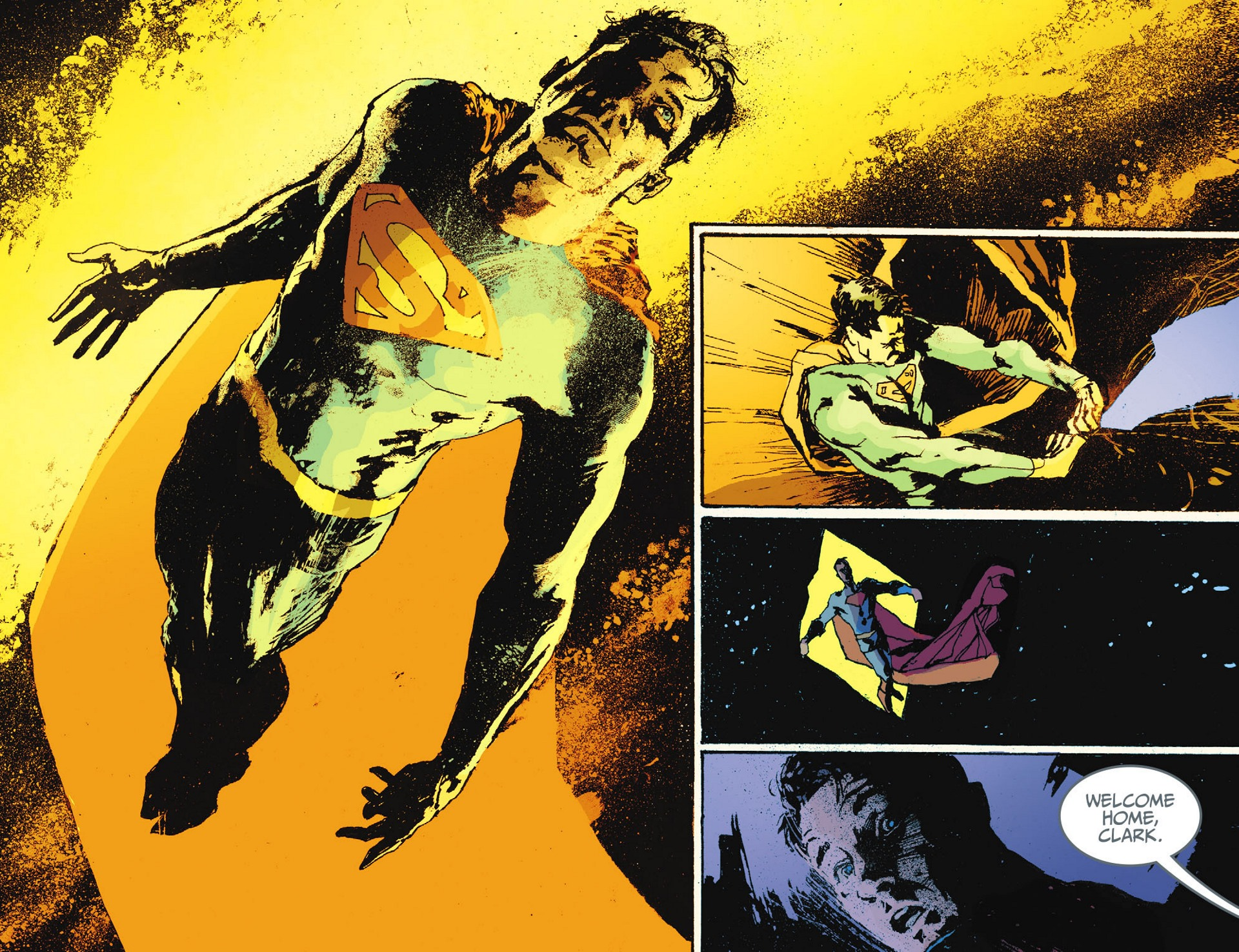 Read online Adventures of Superman [I] comic -  Issue #48 - 12