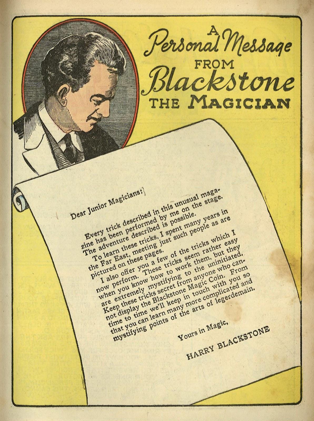 Read online Super-Magician Comics comic -  Issue #1 - 41
