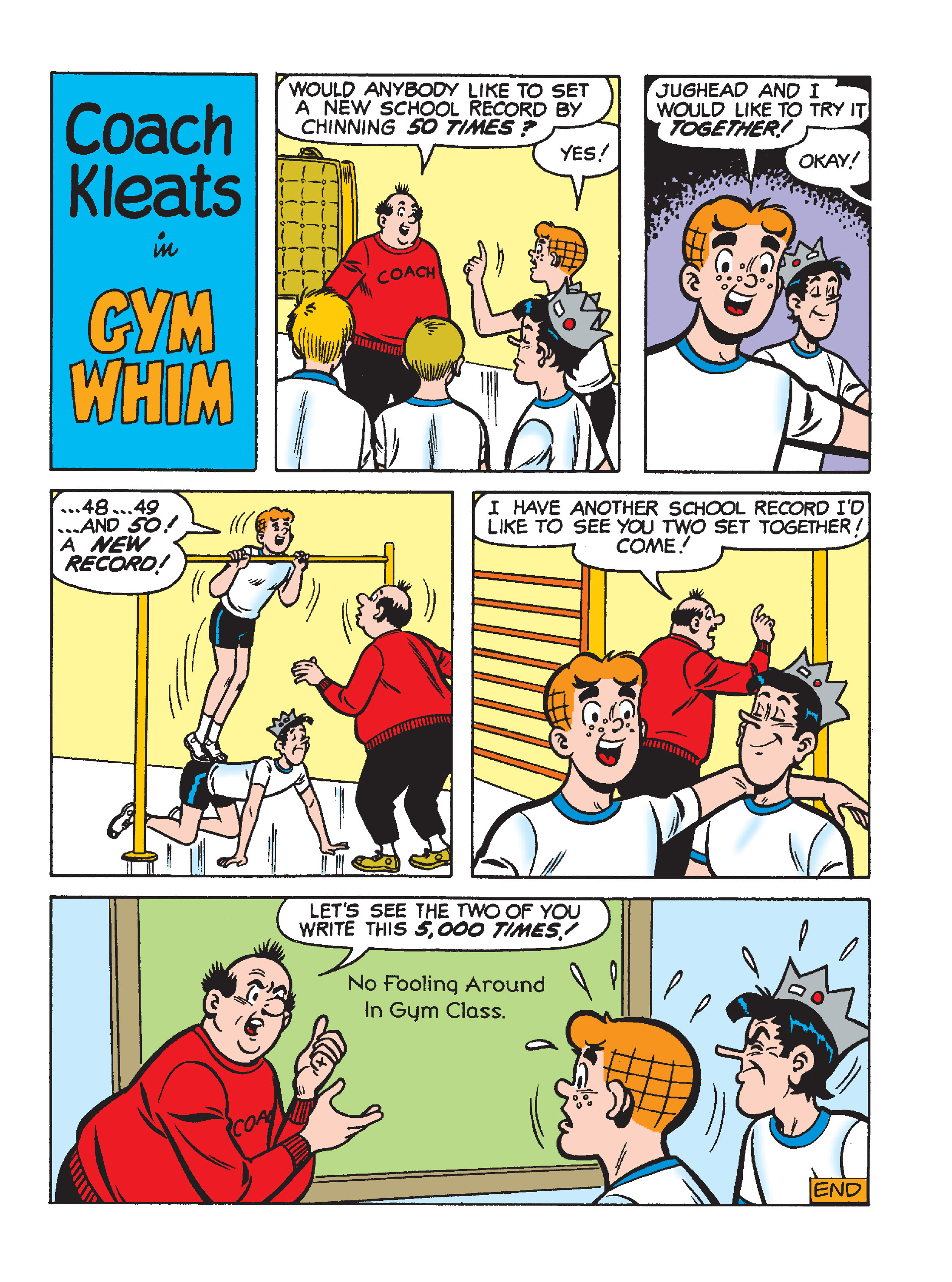 Read online World of Archie Double Digest comic -  Issue #64 - 58