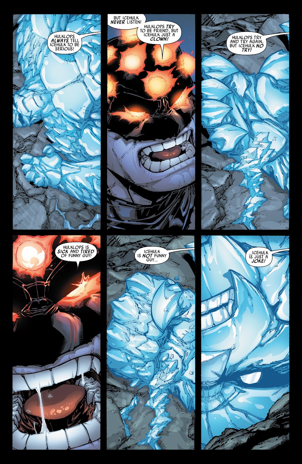 World War Hulks: Spider-Man vs. Thor Issue #2 #2 - English 27