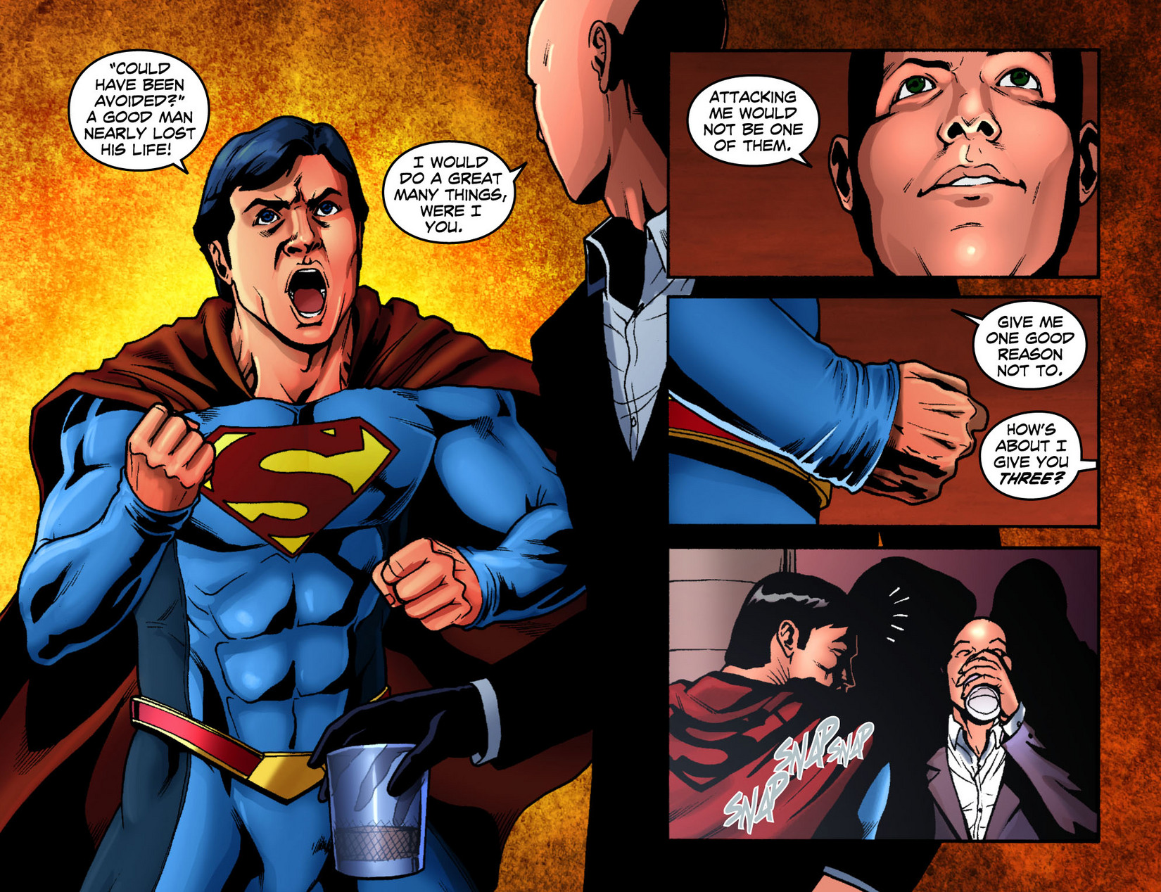 Read online Smallville: Season 11 comic -  Issue #7 - 19