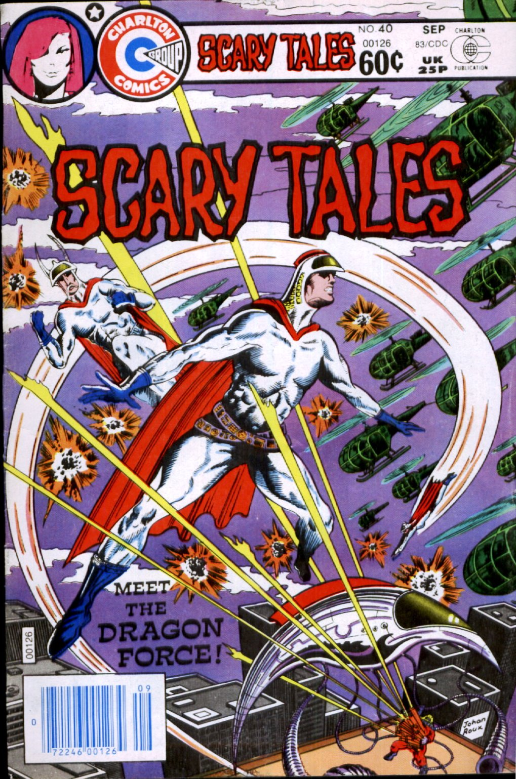 Read online Scary Tales comic -  Issue #40 - 1