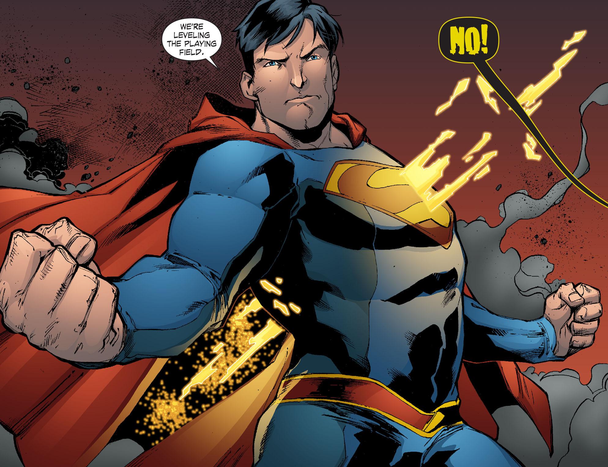 Read online Smallville: Lantern [I] comic -  Issue #11 - 20