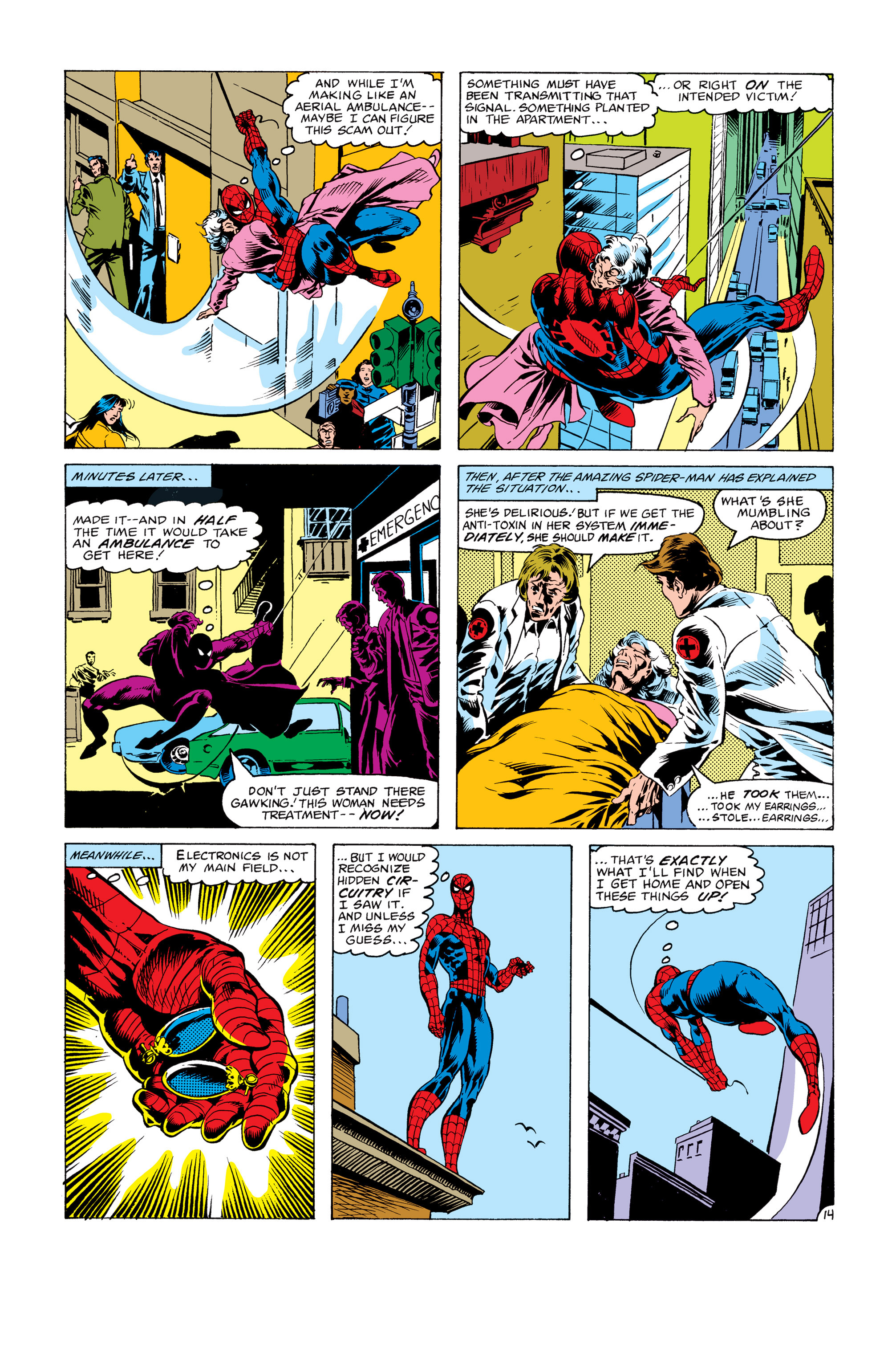 The Amazing Spider-Man (1963) 228 Page 14