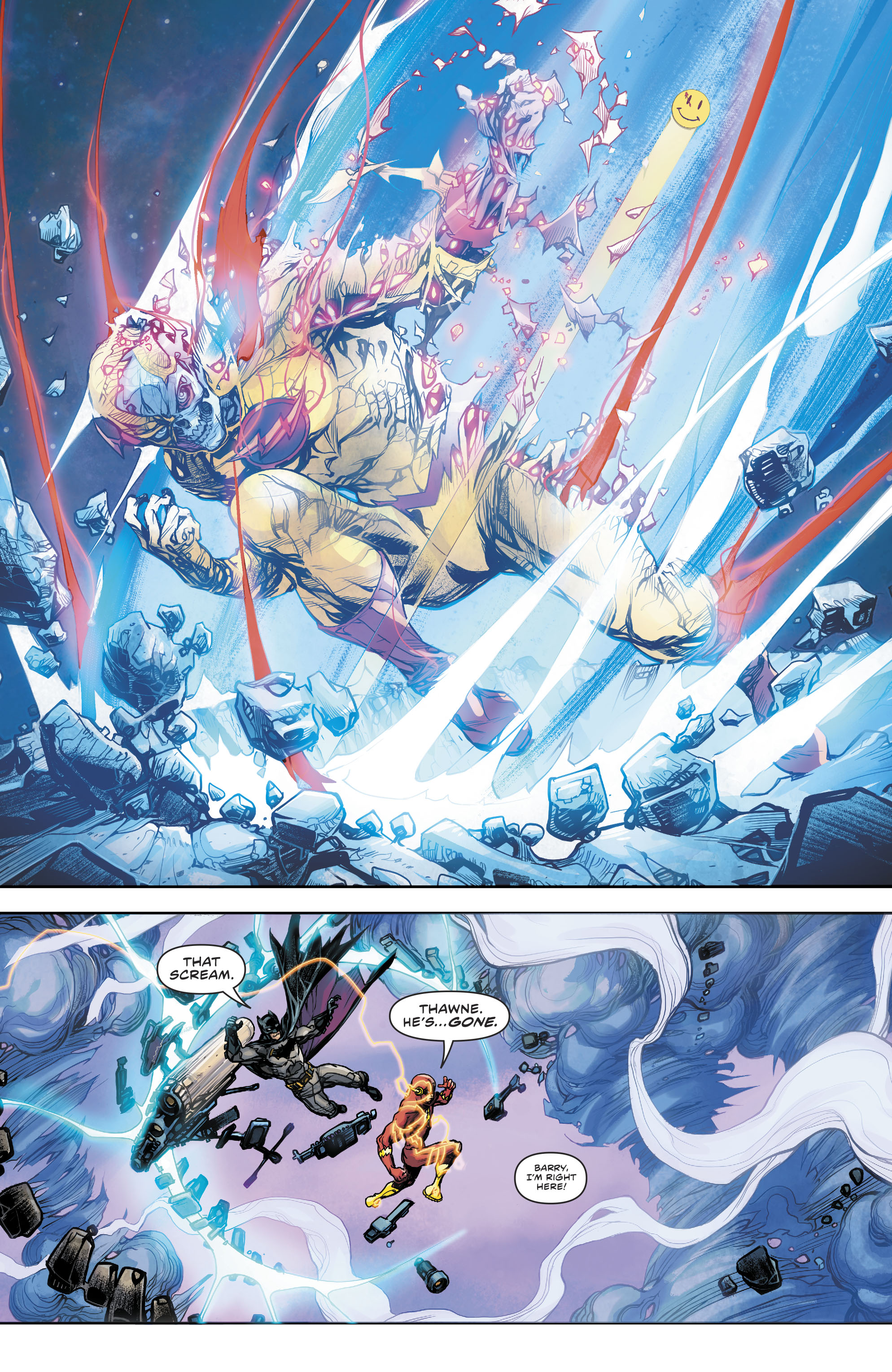 Read online The Flash (2016) comic -  Issue #22 - 9