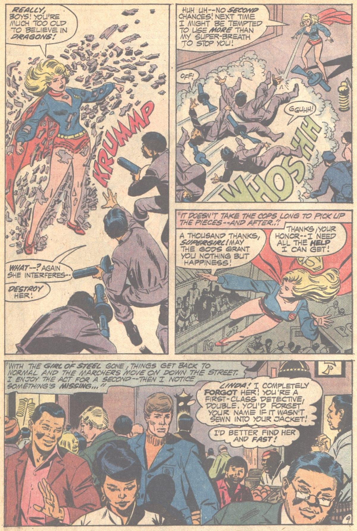Read online Adventure Comics (1938) comic -  Issue #418 - 12