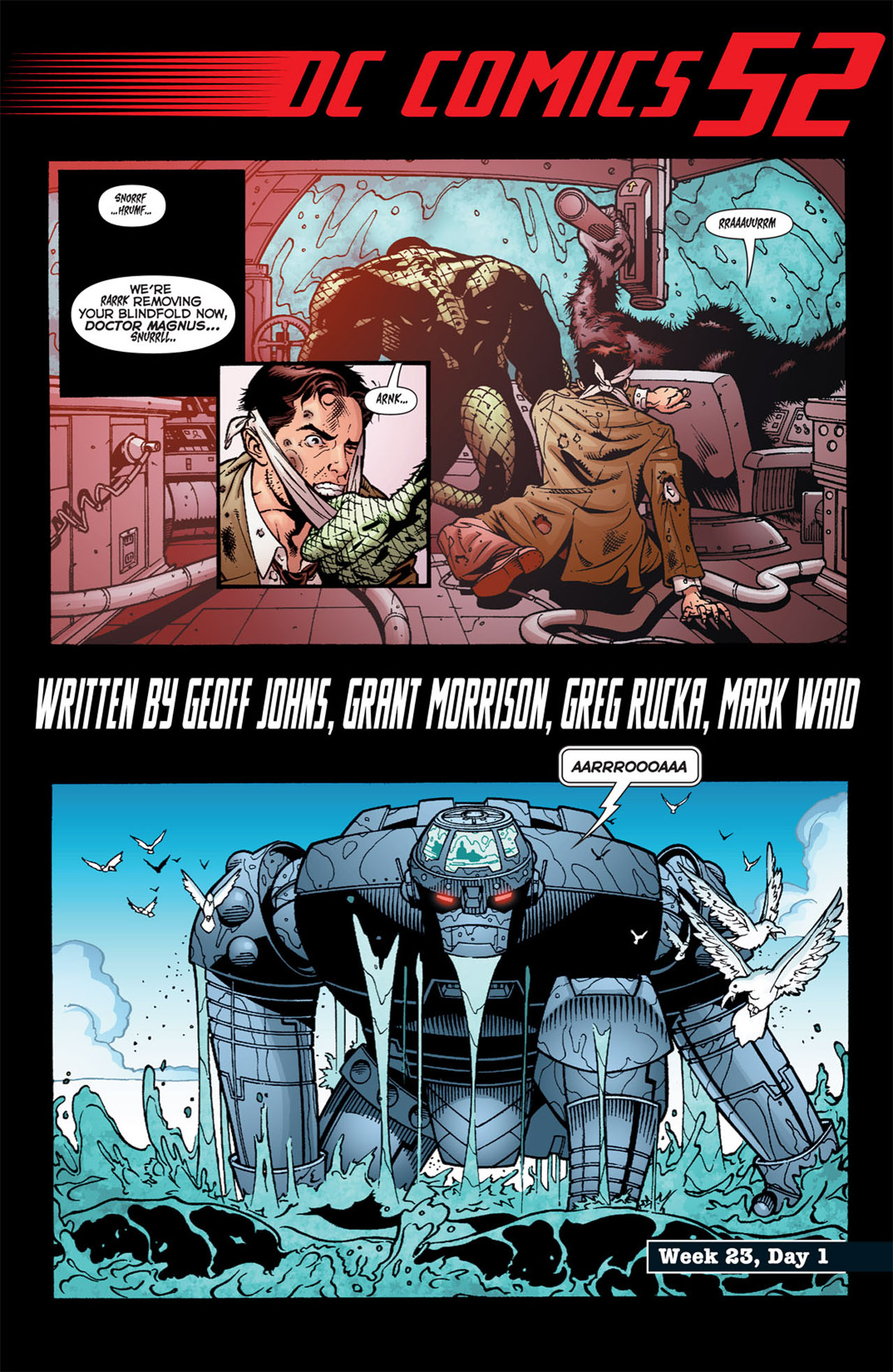 Read online 52 comic -  Issue #23 - 3