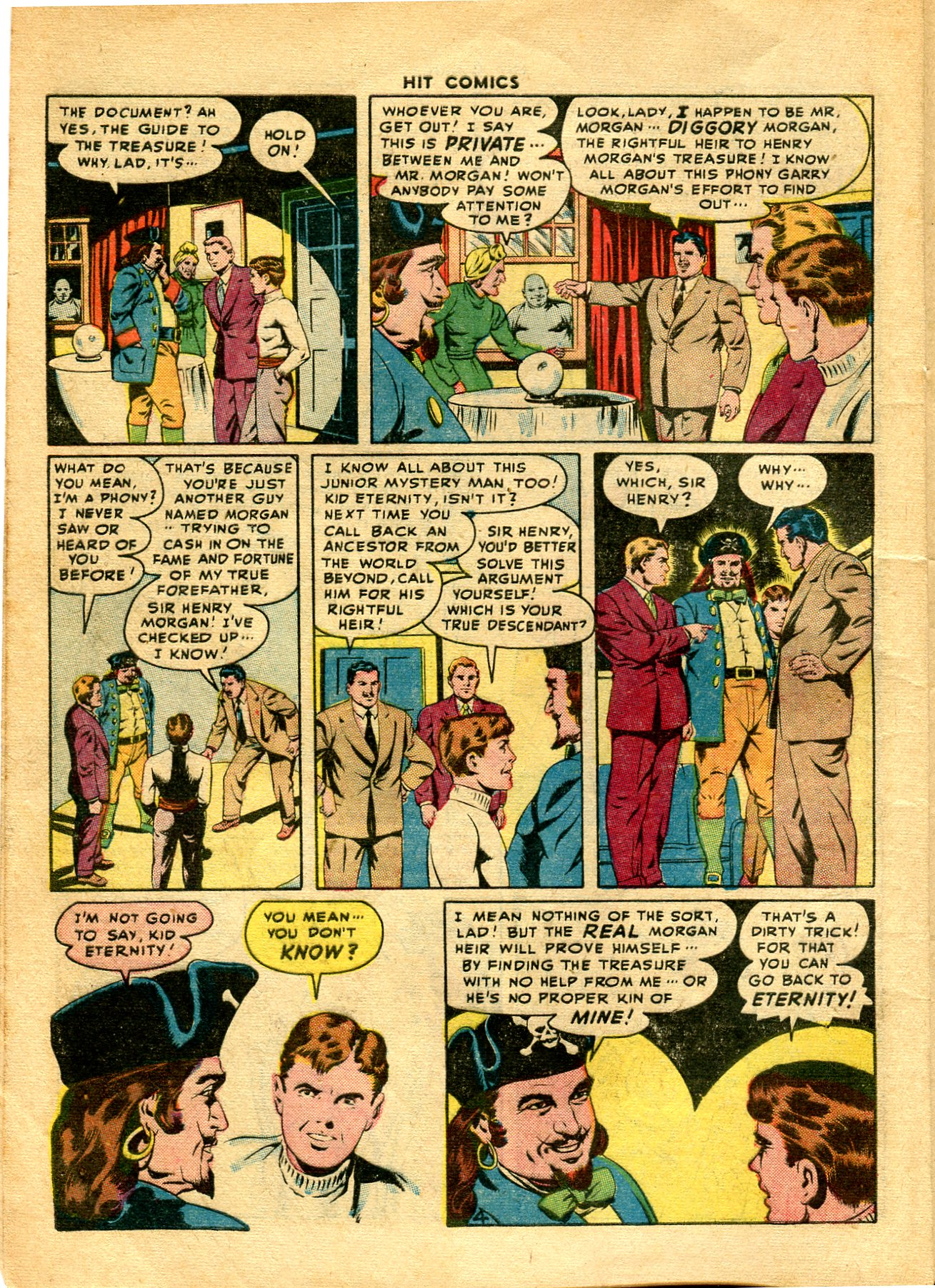 Read online Hit Comics comic -  Issue #48 - 6