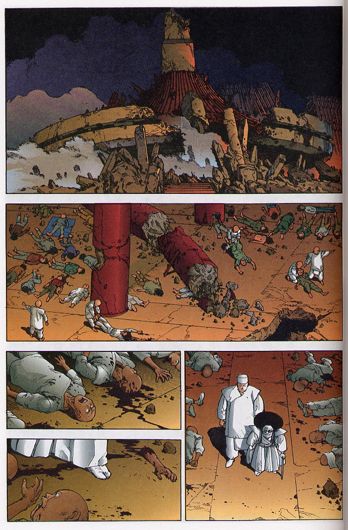 Read online Akira comic -  Issue #34 - 24