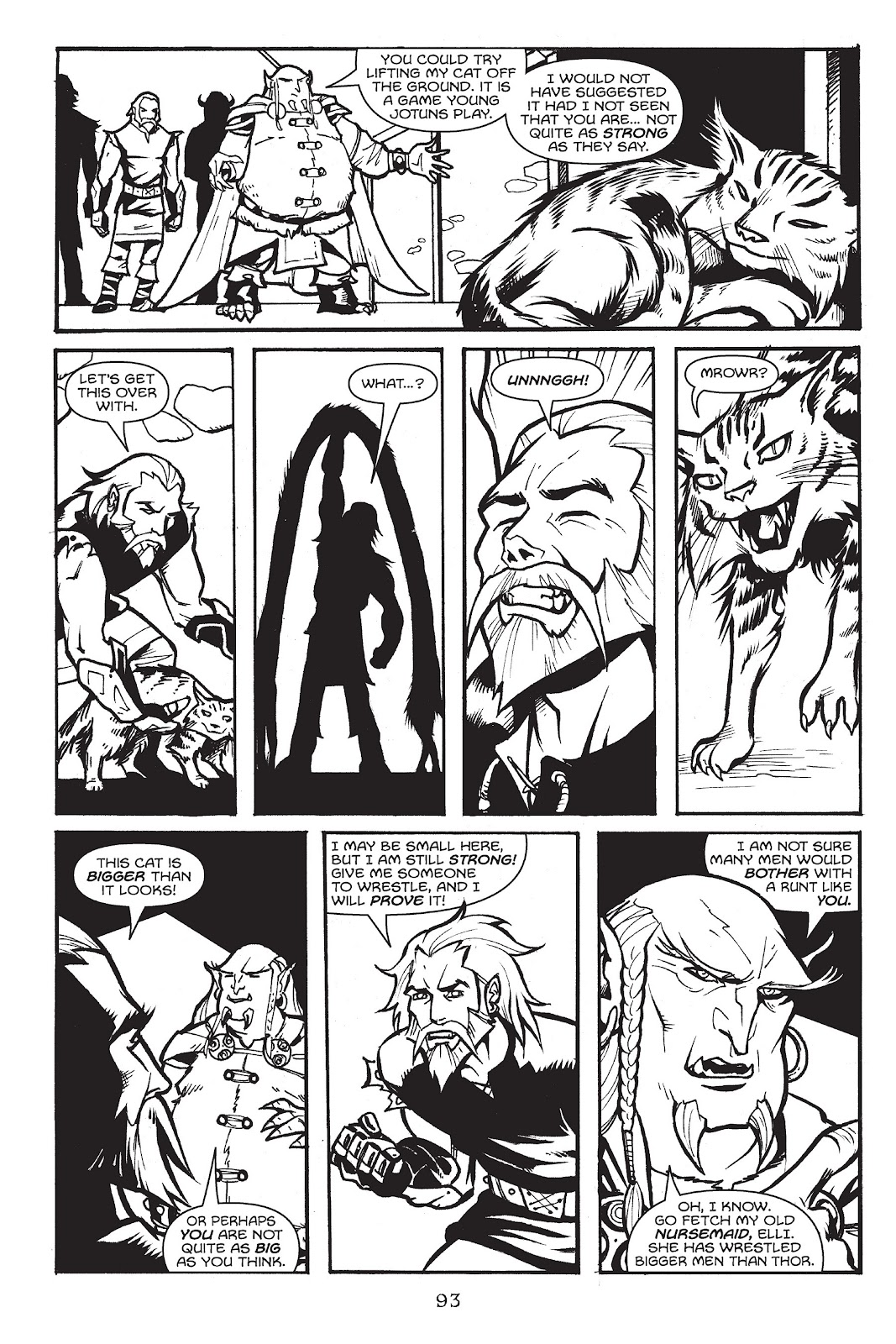 Read online Gods of Asgard comic -  Issue # TPB (Part 1) - 94