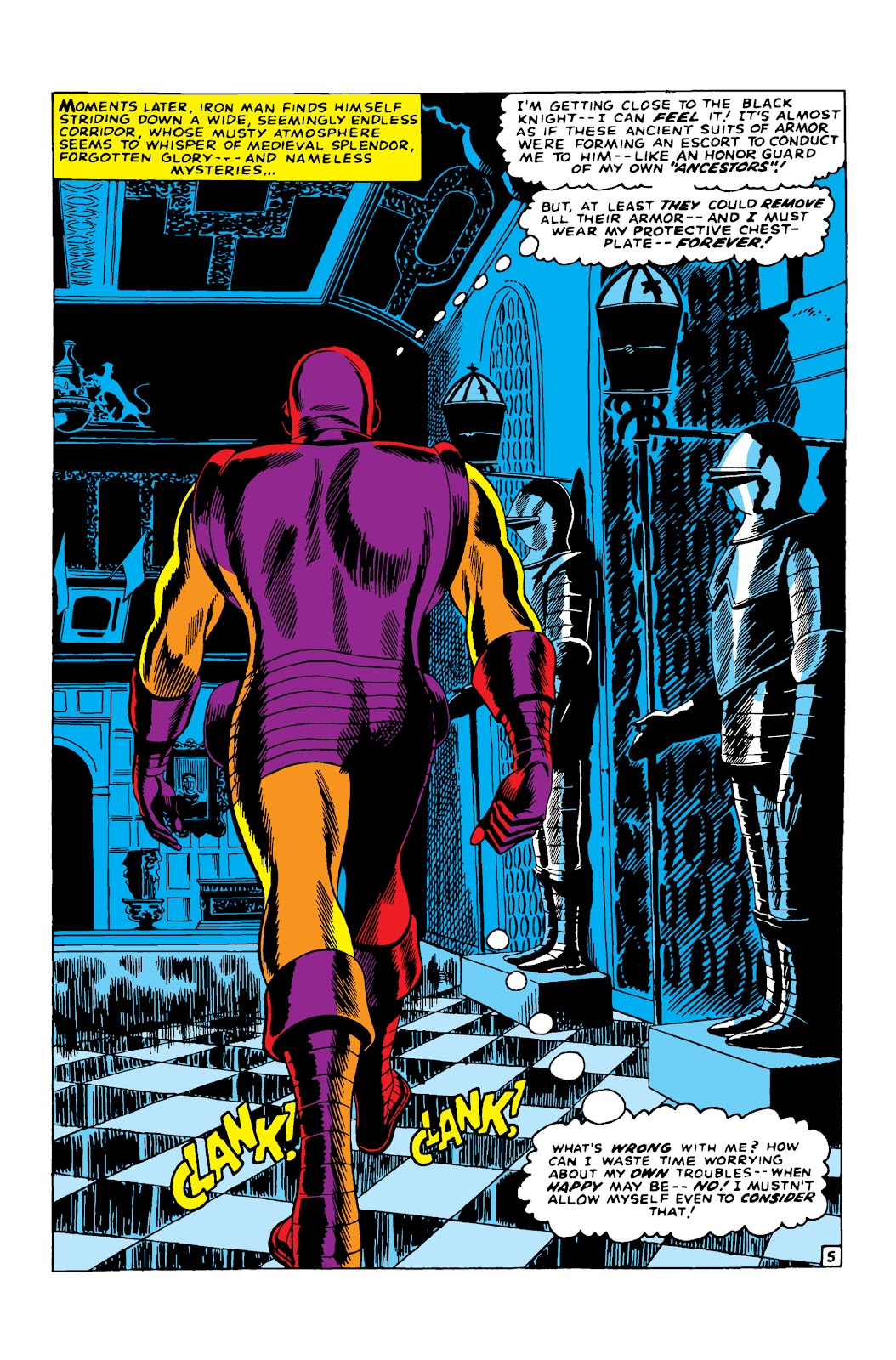 Read online Marvel Masterworks: The Invincible Iron Man comic -  Issue # TPB 3 (Part 2) - 69
