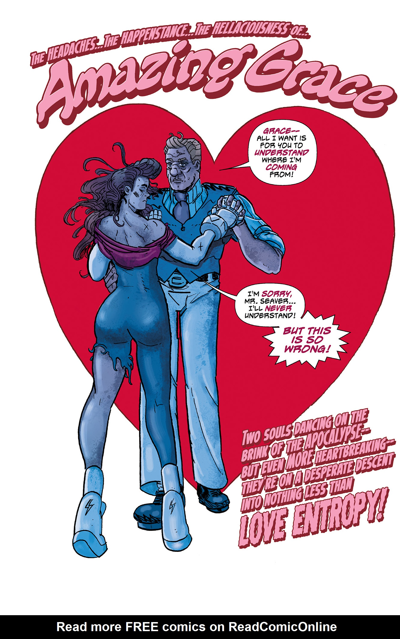 Read online Catalyst Comix comic -  Issue #6 - 4