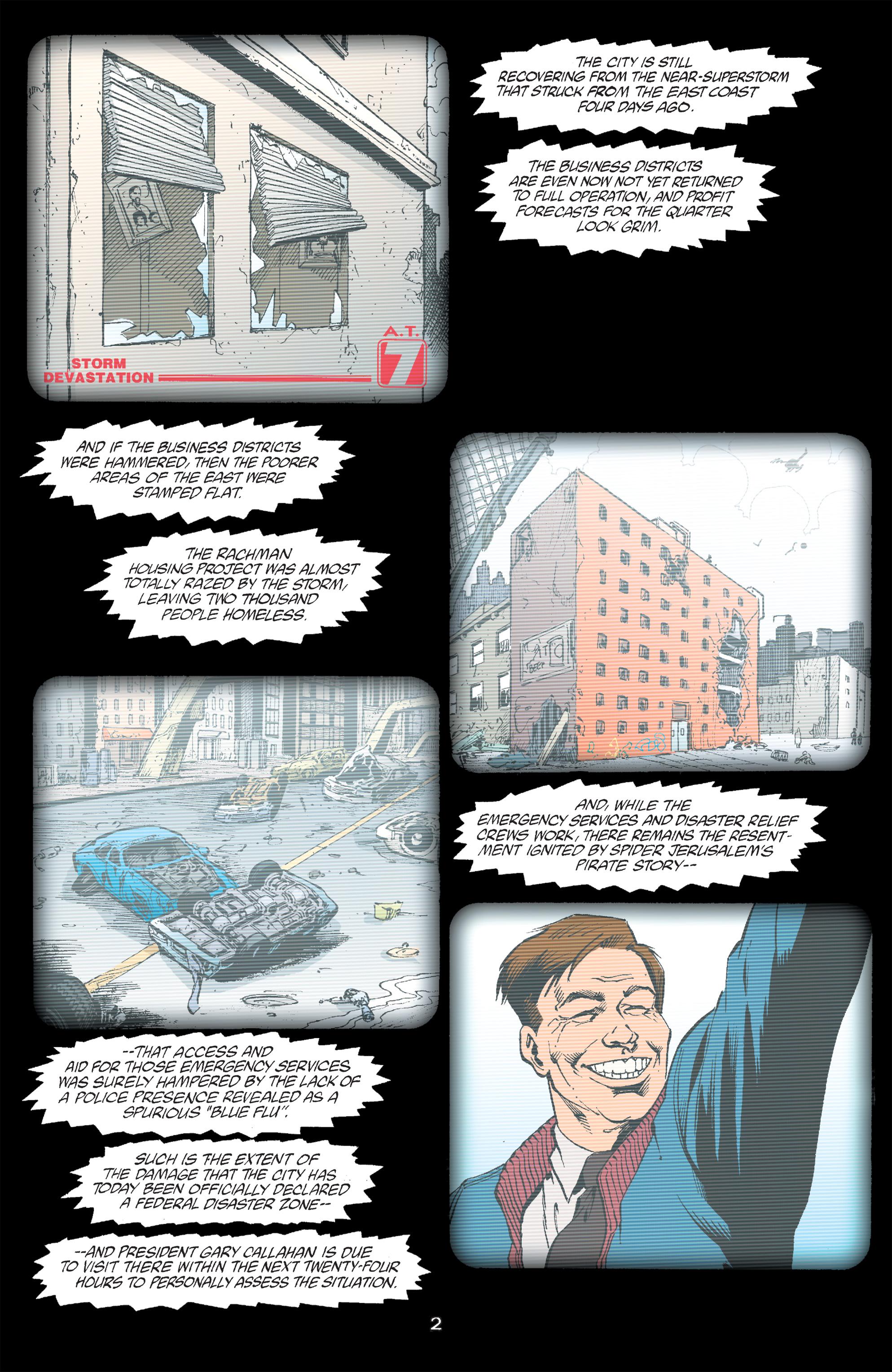 Read online Transmetropolitan comic -  Issue #47 - 3