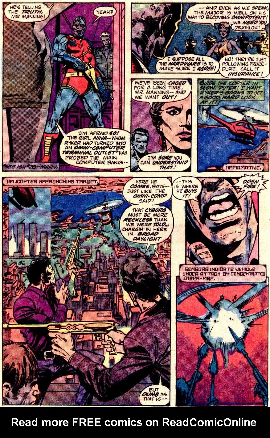 Read online Astonishing Tales (1970) comic -  Issue #34 - 9