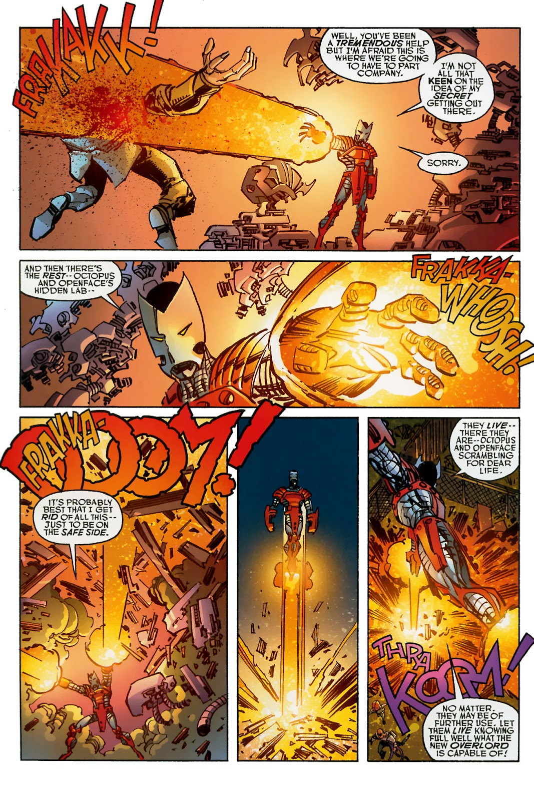 The Savage Dragon (1993) Issue #150 #153 - English 18