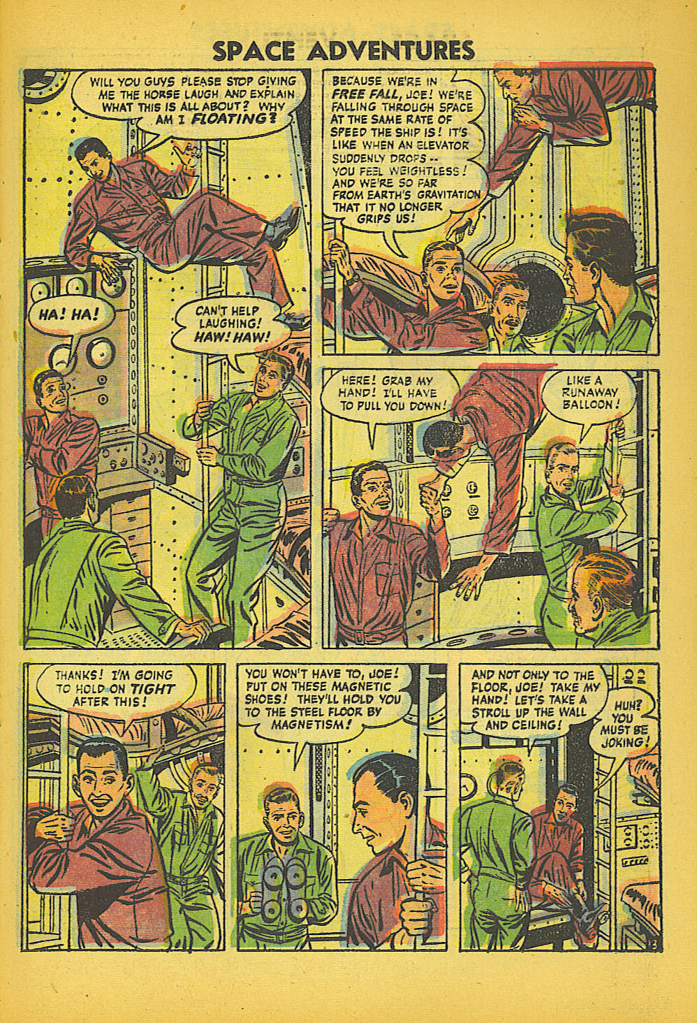 Space Adventures (1952) issue 20 - Page 15