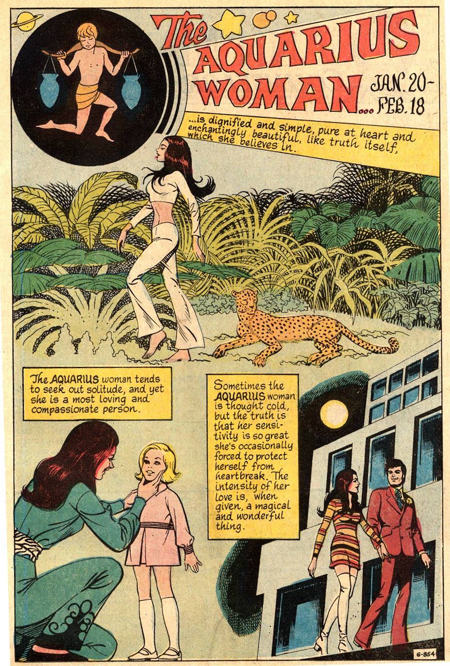 Read online Secret Hearts comic -  Issue #150 - 23