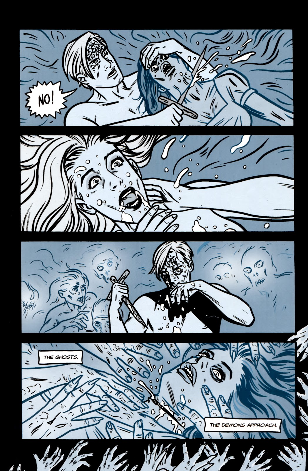 Read online Feeders comic -  Issue # Full - 27