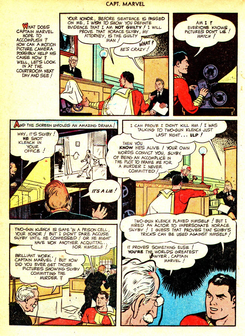 Captain Marvel Adventures issue 93 - Page 24