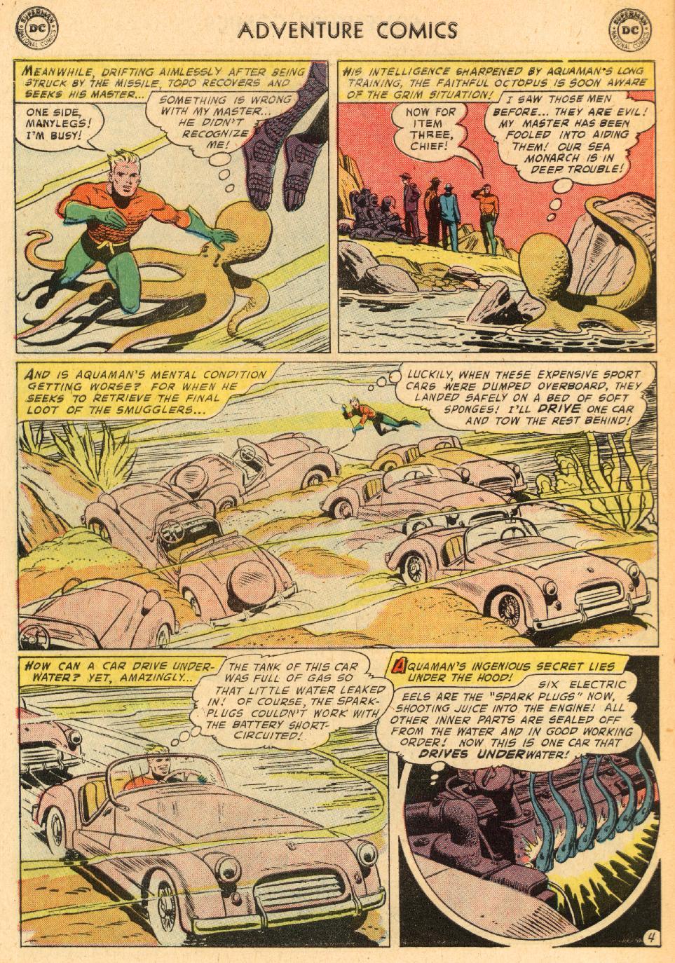 Read online Adventure Comics (1938) comic -  Issue #249 - 30