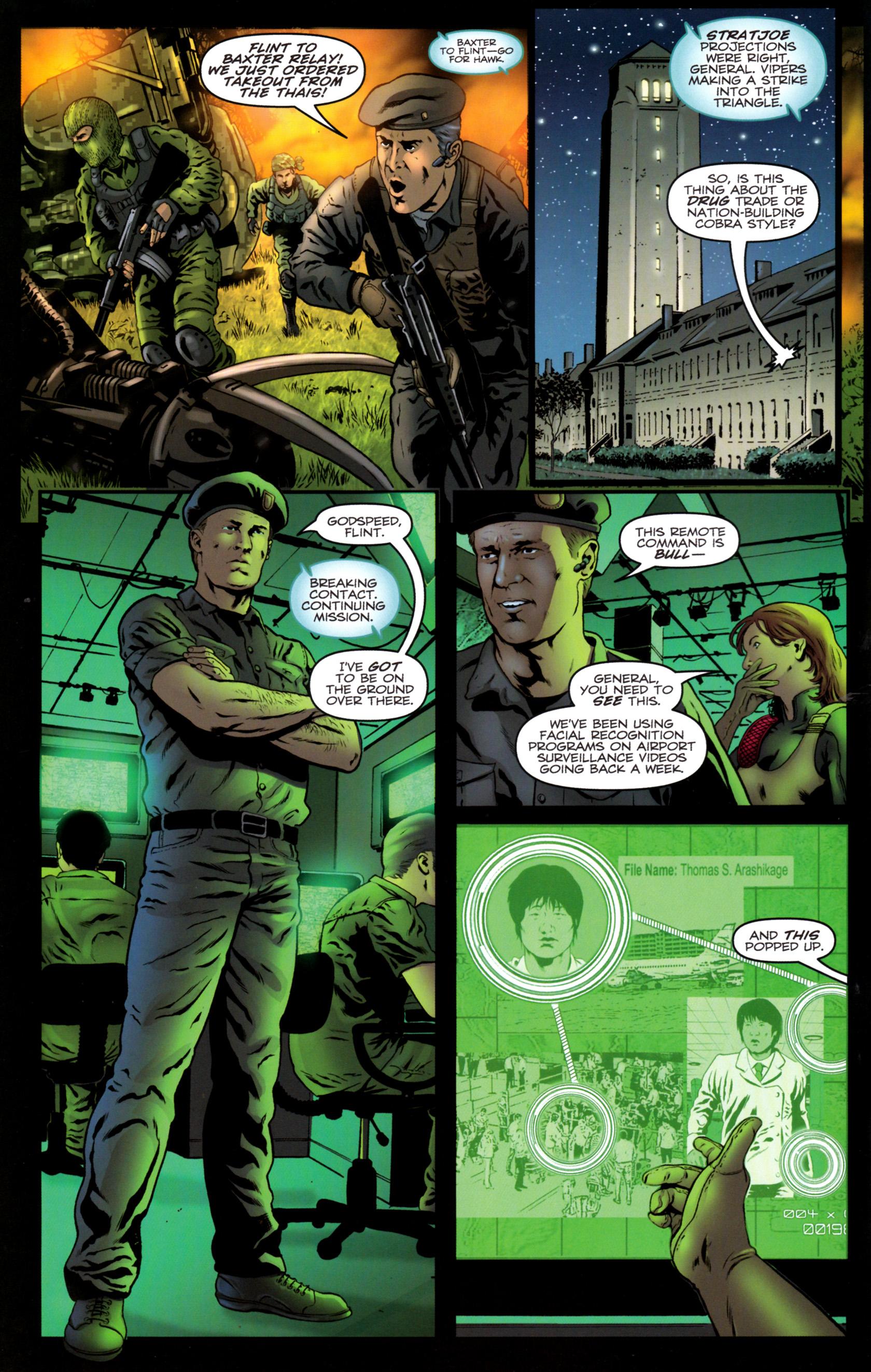 Read online G.I. Joe: Snake Eyes comic -  Issue #9 - 7