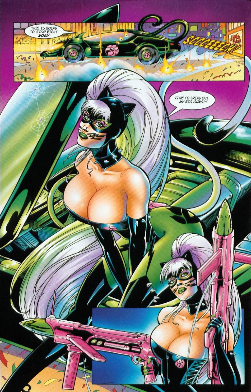 Read online 3 Little Kittens: Purrr-fect Weapons comic -  Issue #2 - 16