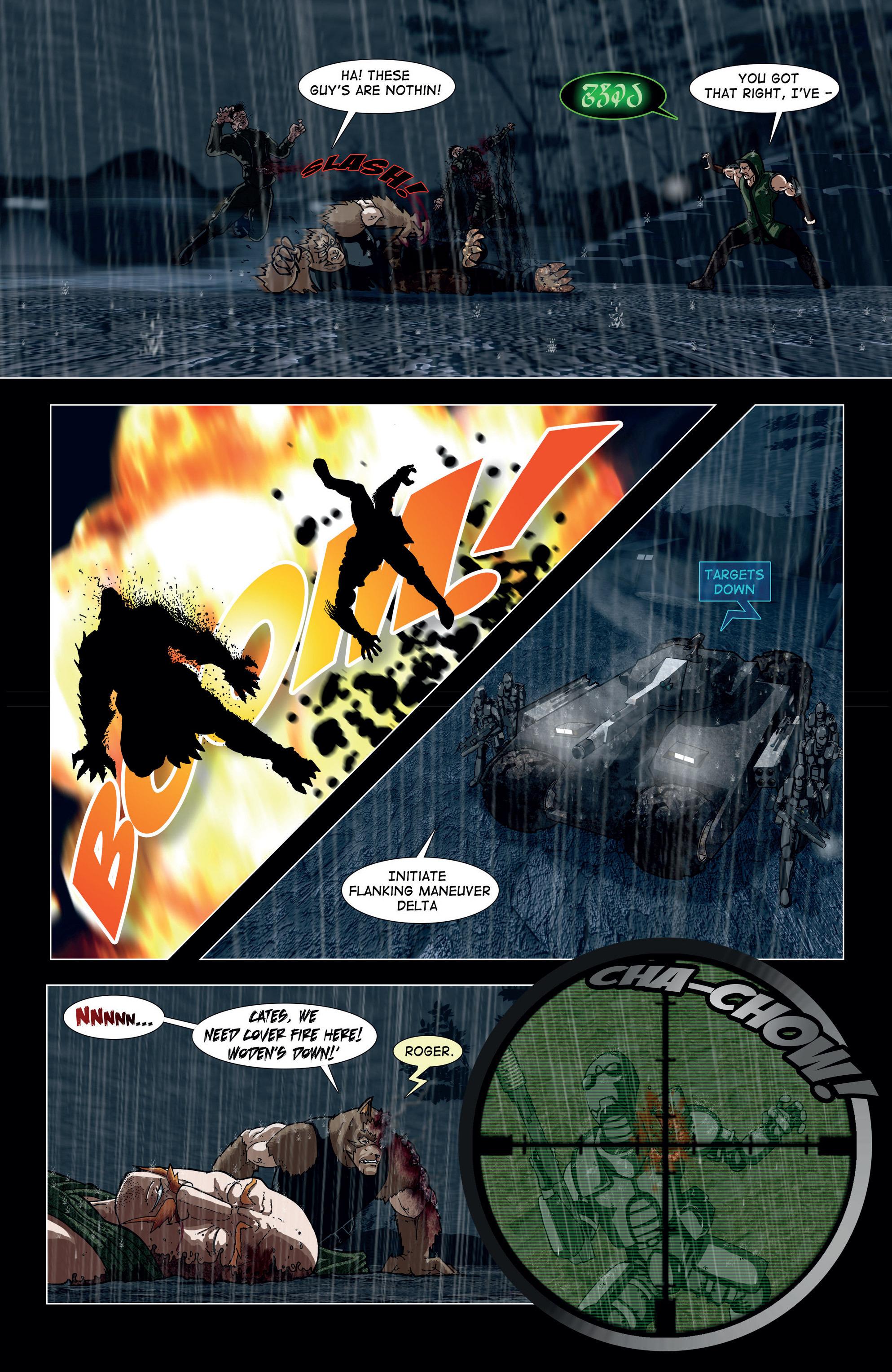 Read online Vanguard (2015) comic -  Issue #2 - 14