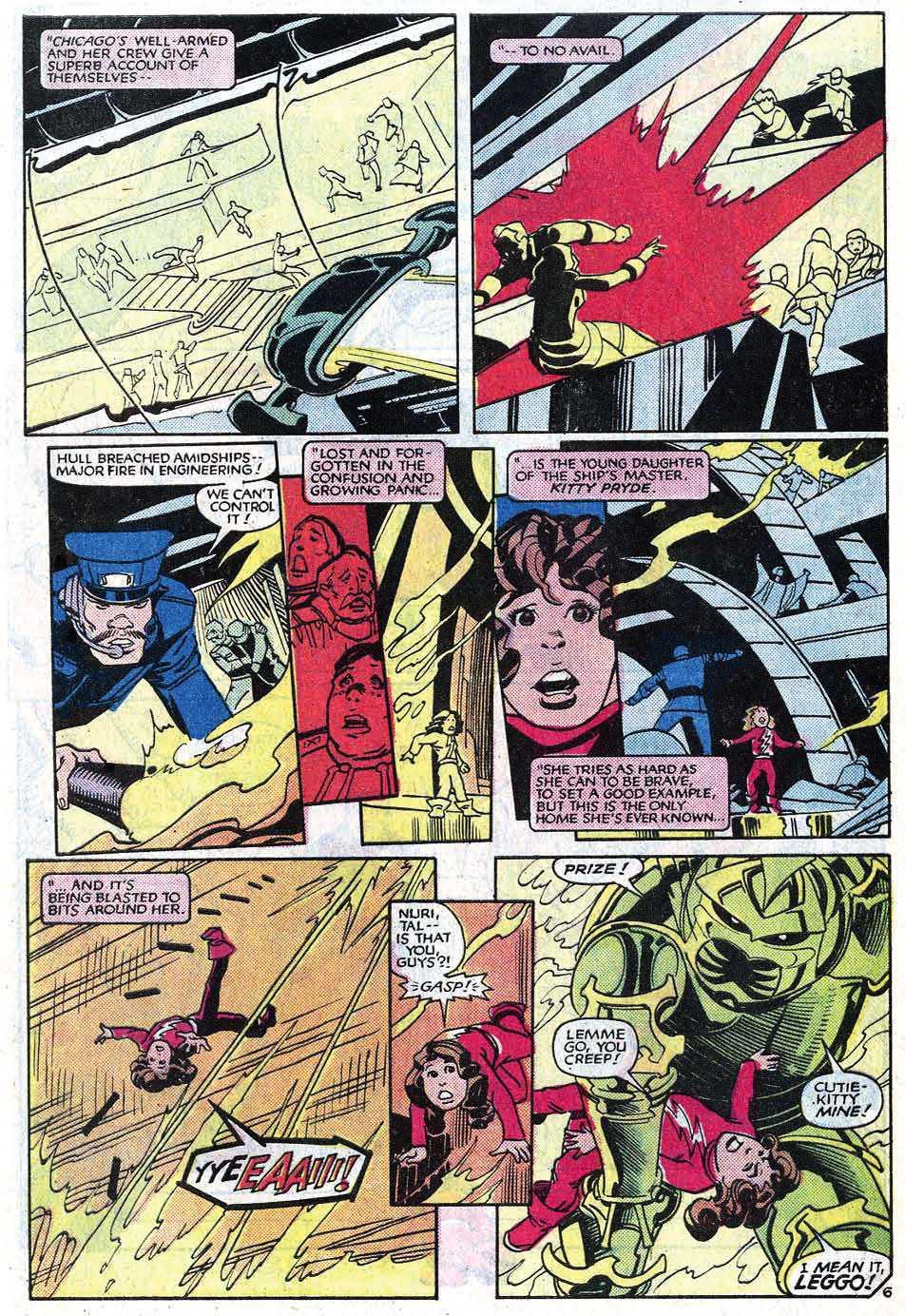 Read online Uncanny X-Men (1963) comic -  Issue # _Annual 8 - 8