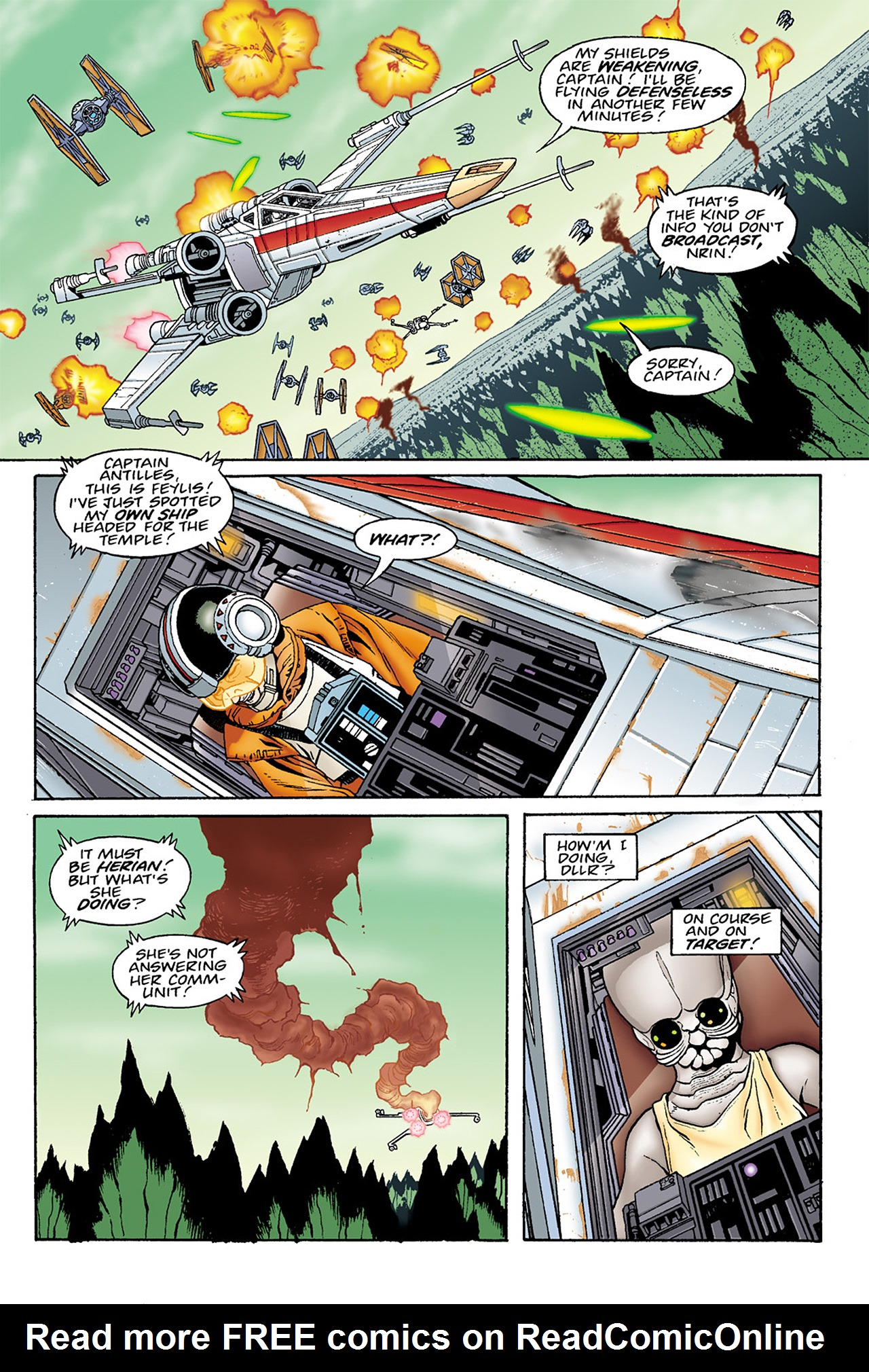 Read online Star Wars Omnibus comic -  Issue # Vol. 2 - 288