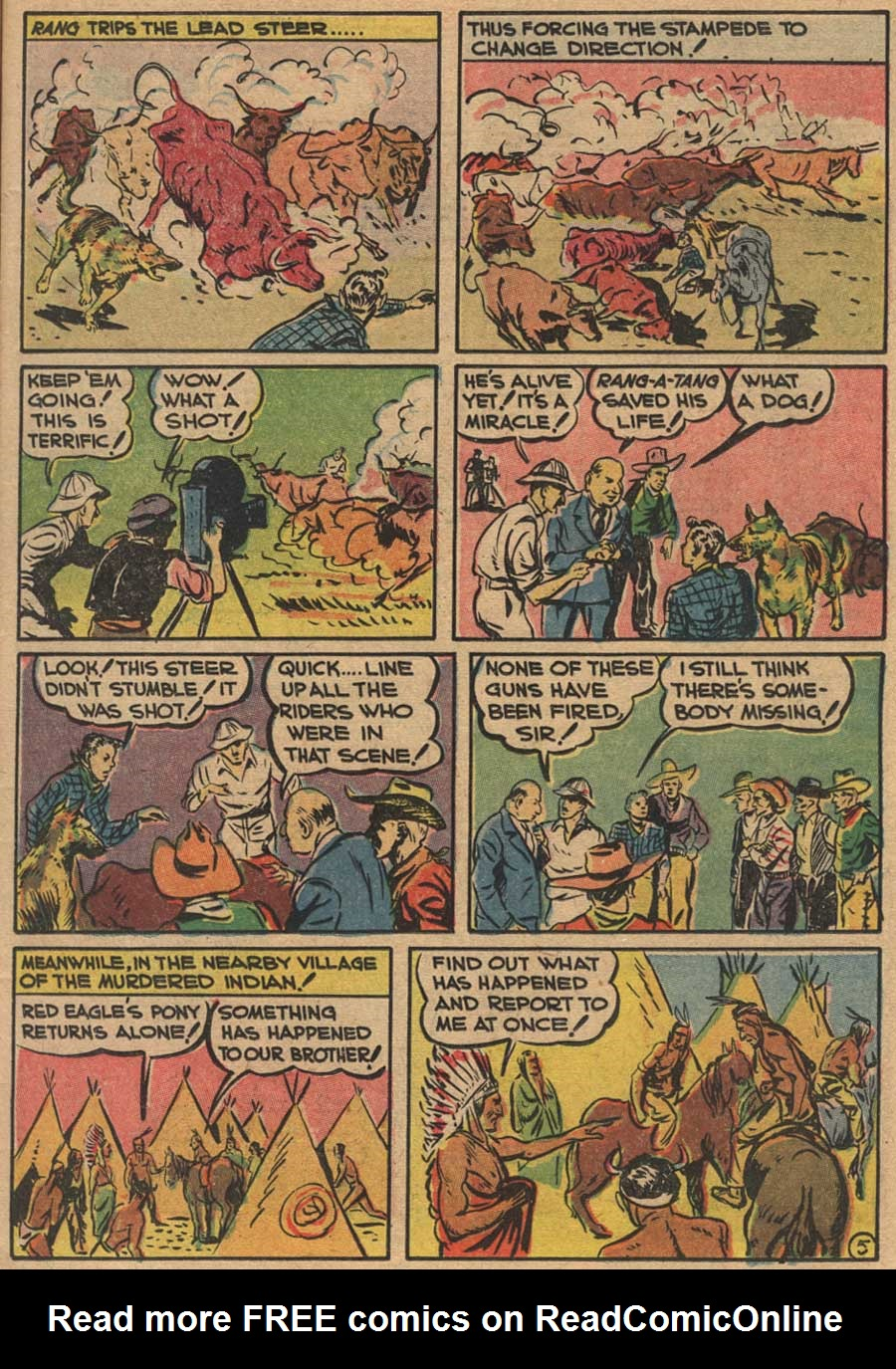Blue Ribbon Comics (1939) issue 7 - Page 7