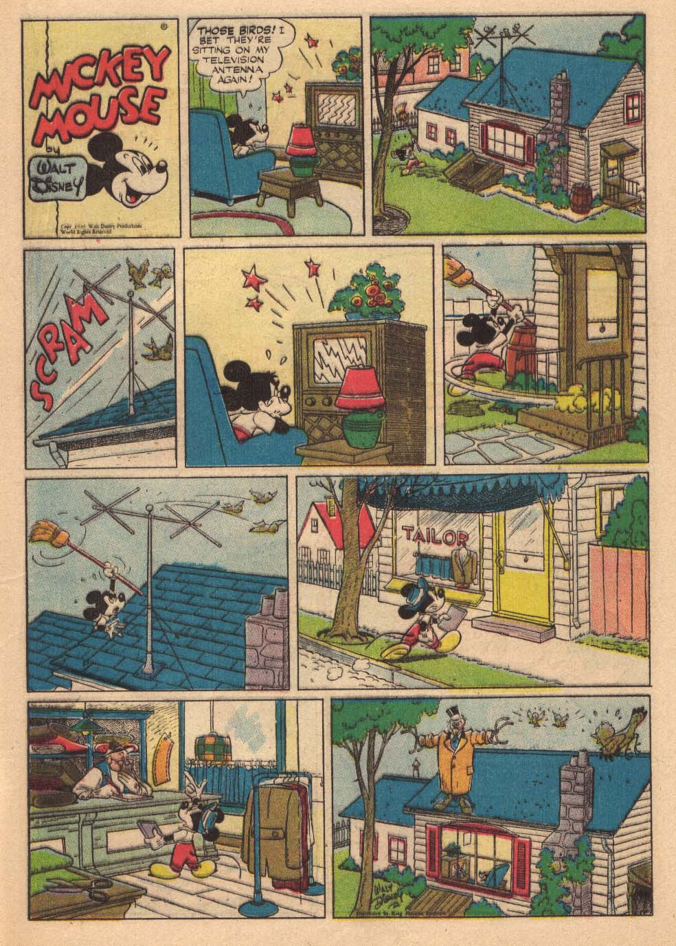 Walt Disney's Comics and Stories issue 145 - Page 29