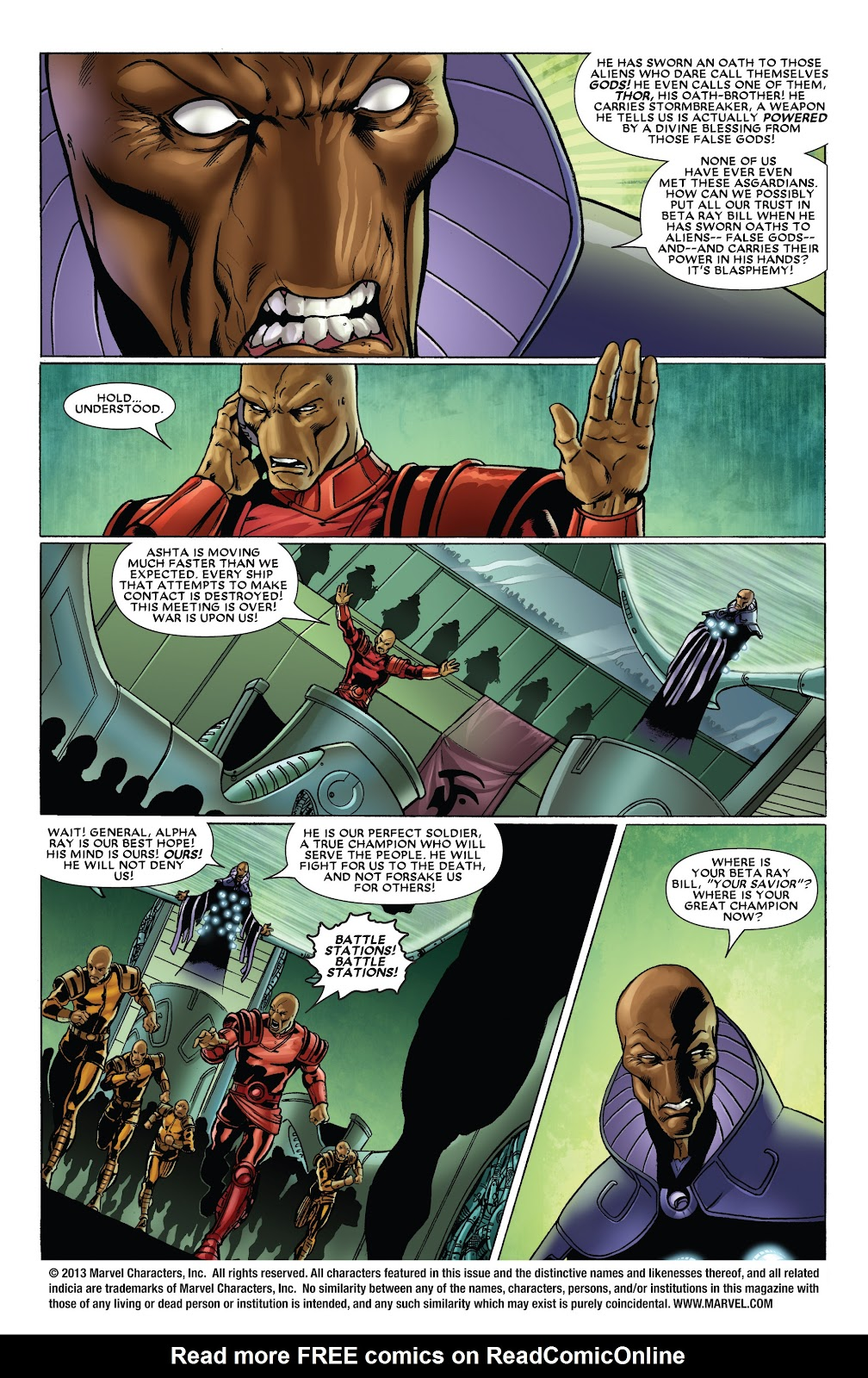 Read online Thor: Ragnaroks comic -  Issue # TPB (Part 3) - 66