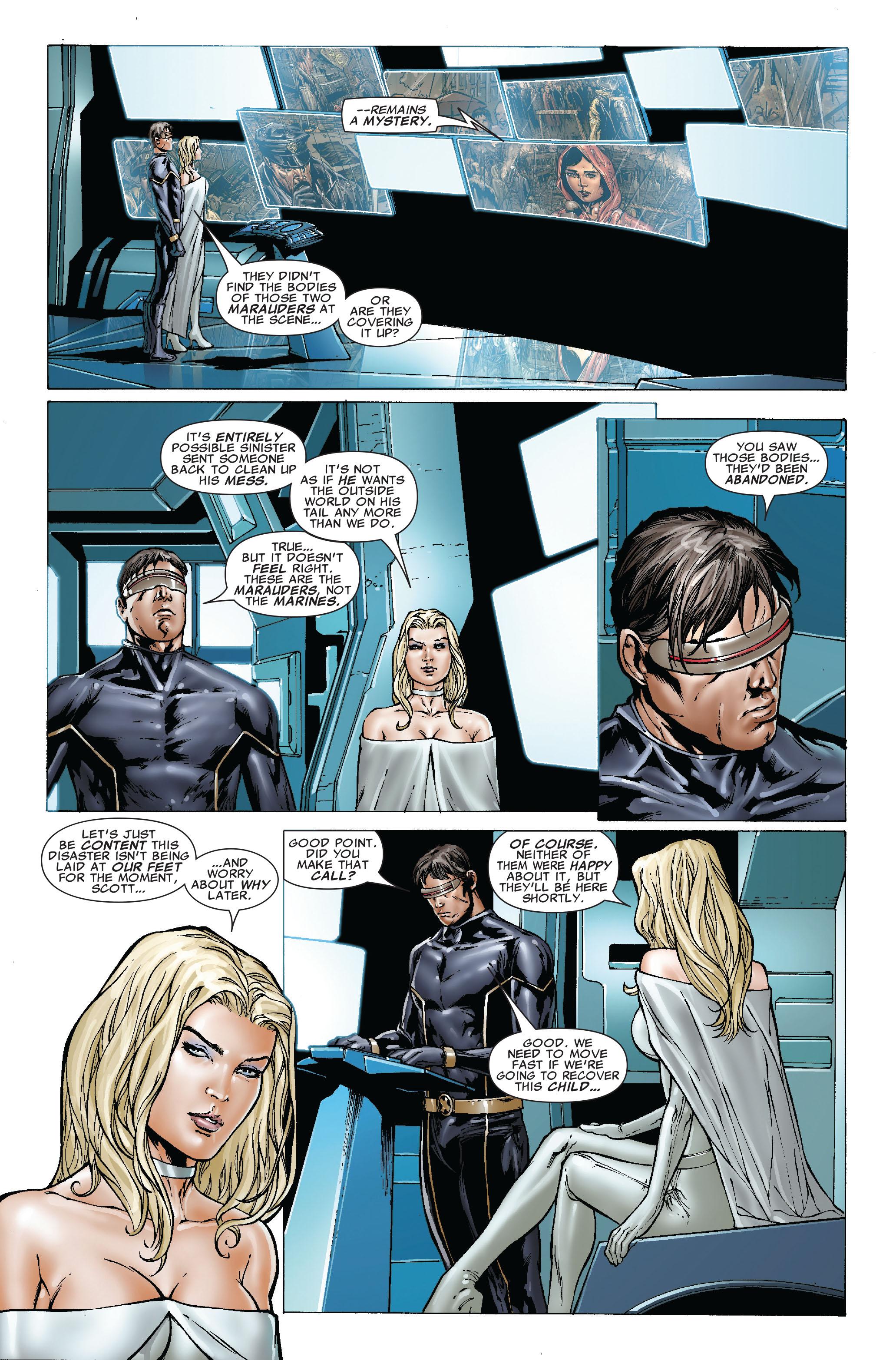 Read online Uncanny X-Men (1963) comic -  Issue #492 - 5