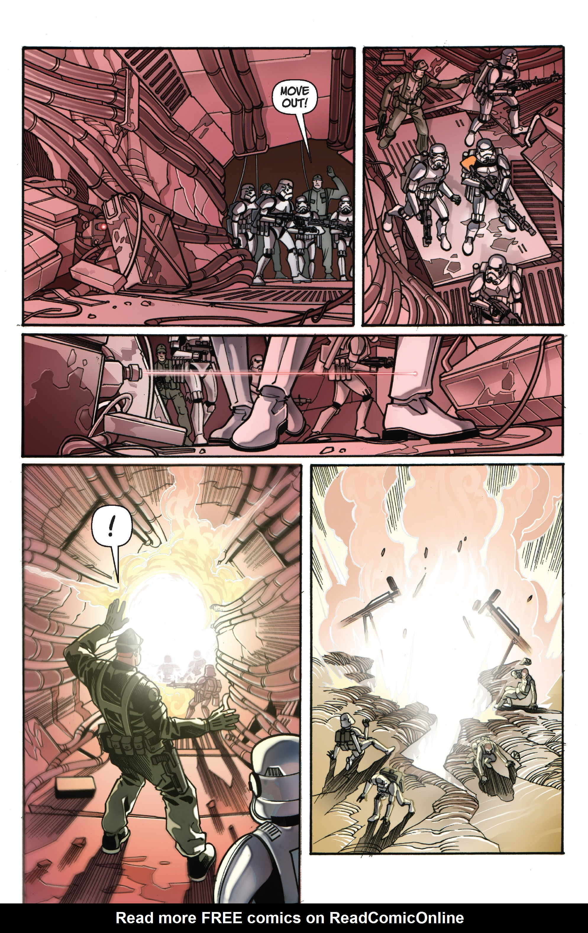 Read online Star Wars Omnibus comic -  Issue # Vol. 22 - 277