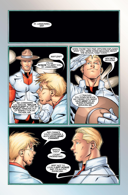 Read online Alpha Flight (2004) comic -  Issue #1 - 17