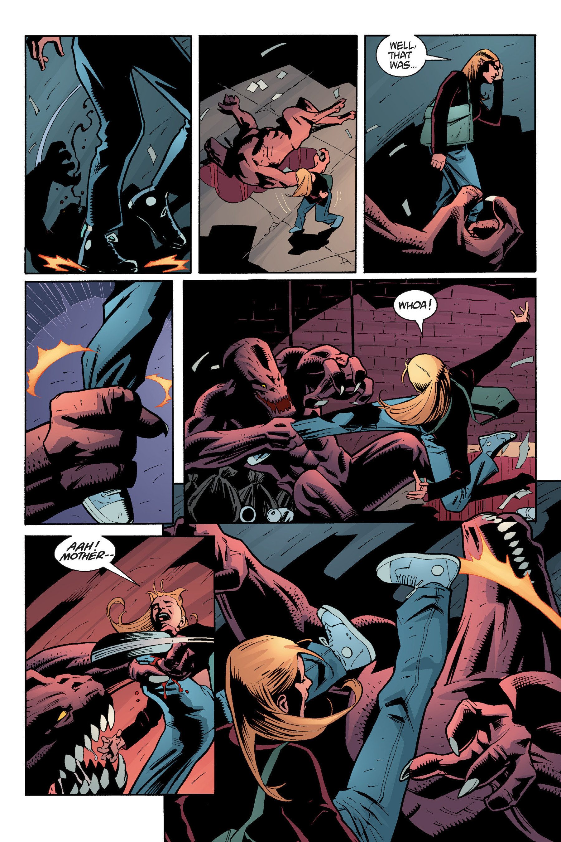 Read online Buffy the Vampire Slayer: Omnibus comic -  Issue # TPB 5 - 249
